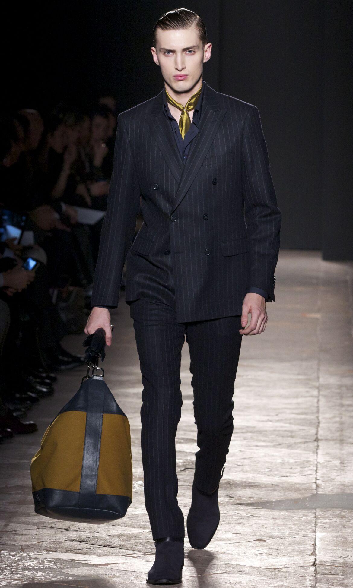 Daks Fashion Show 2013 Milan Fashion Week