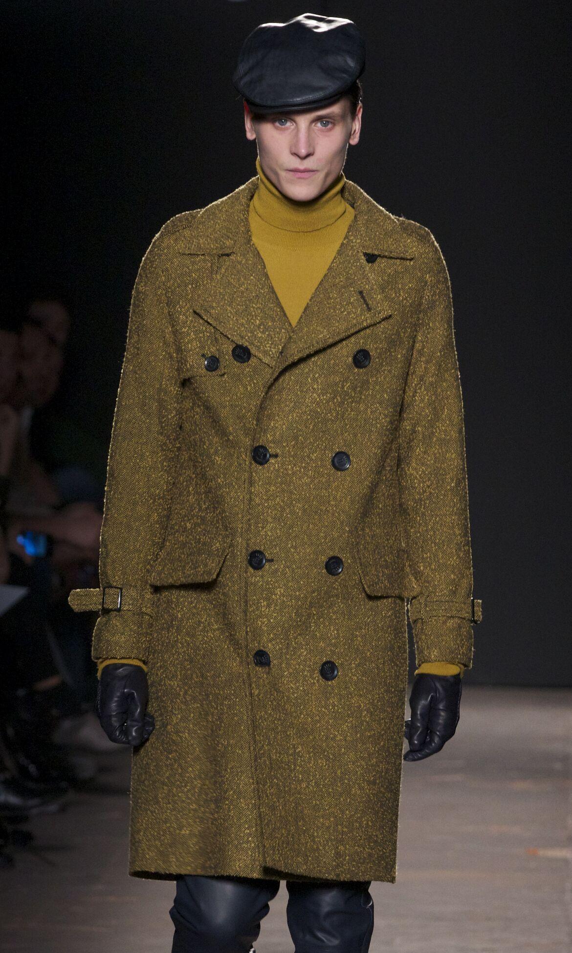 Daks Winter 2013 Catwalk Fashion