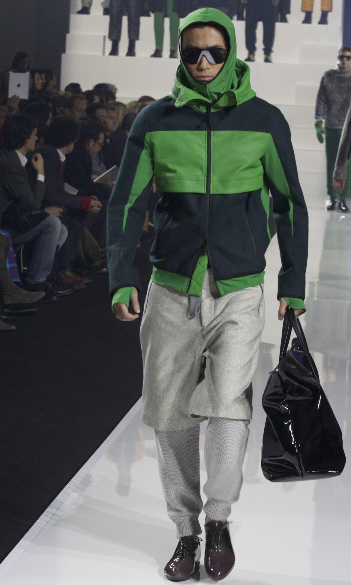 Dirk Bikkembergs Fashion Show