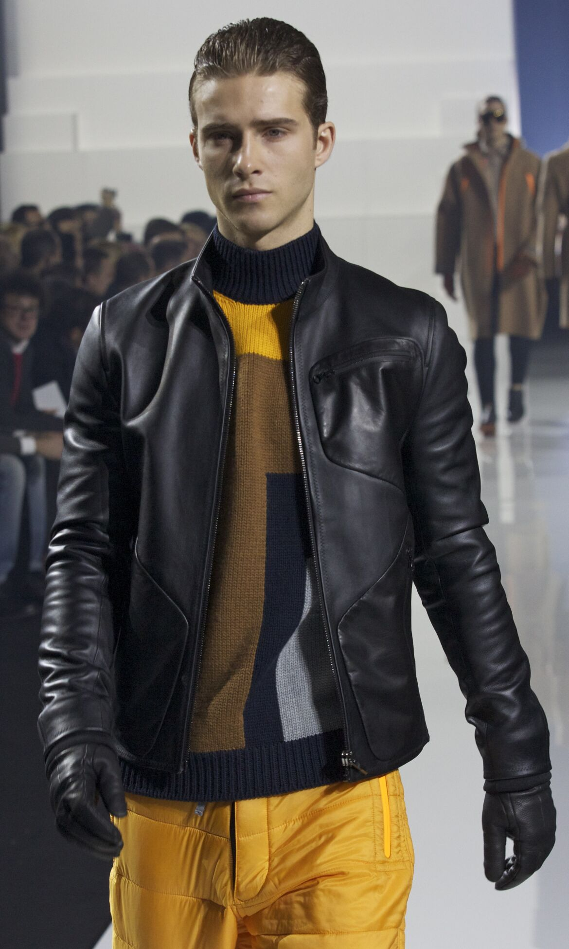 Dirk Bikkembergs Man Milan Fashion Week