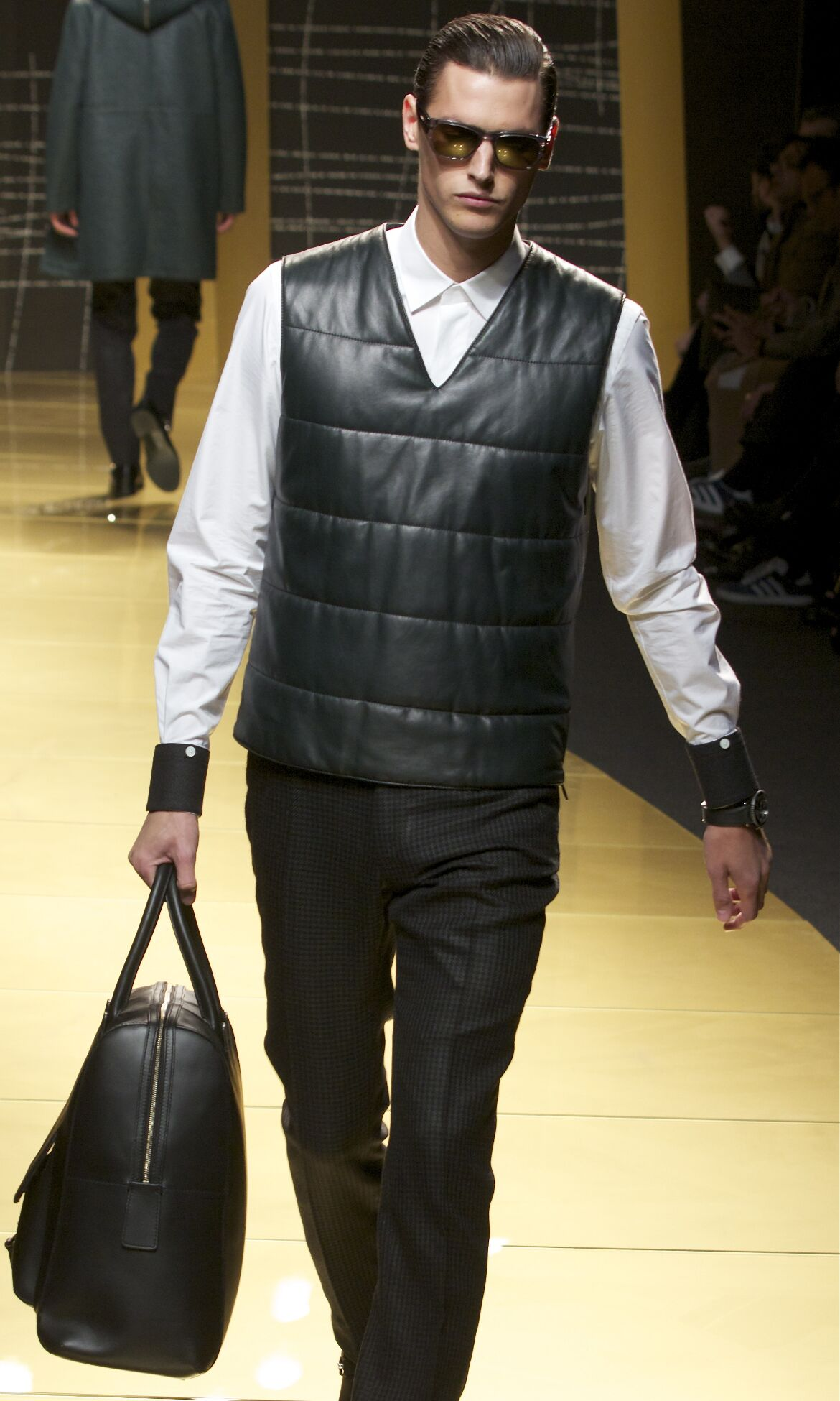 Ermenegildo Zegna Fall Winter 2013 14 Mens Collection Milano Fashion Week