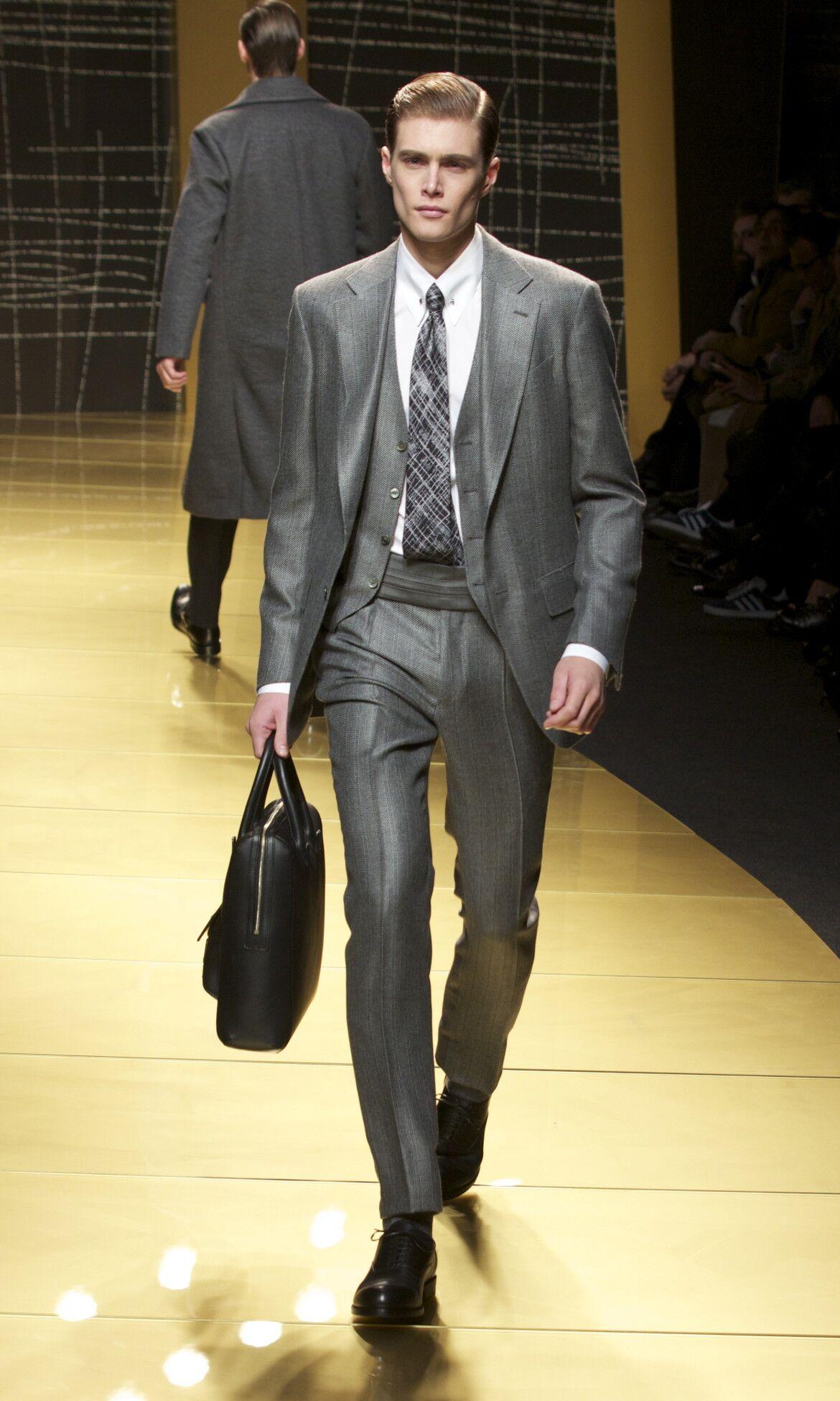 Ermenegildo Zegna Man Milano Fashion Week