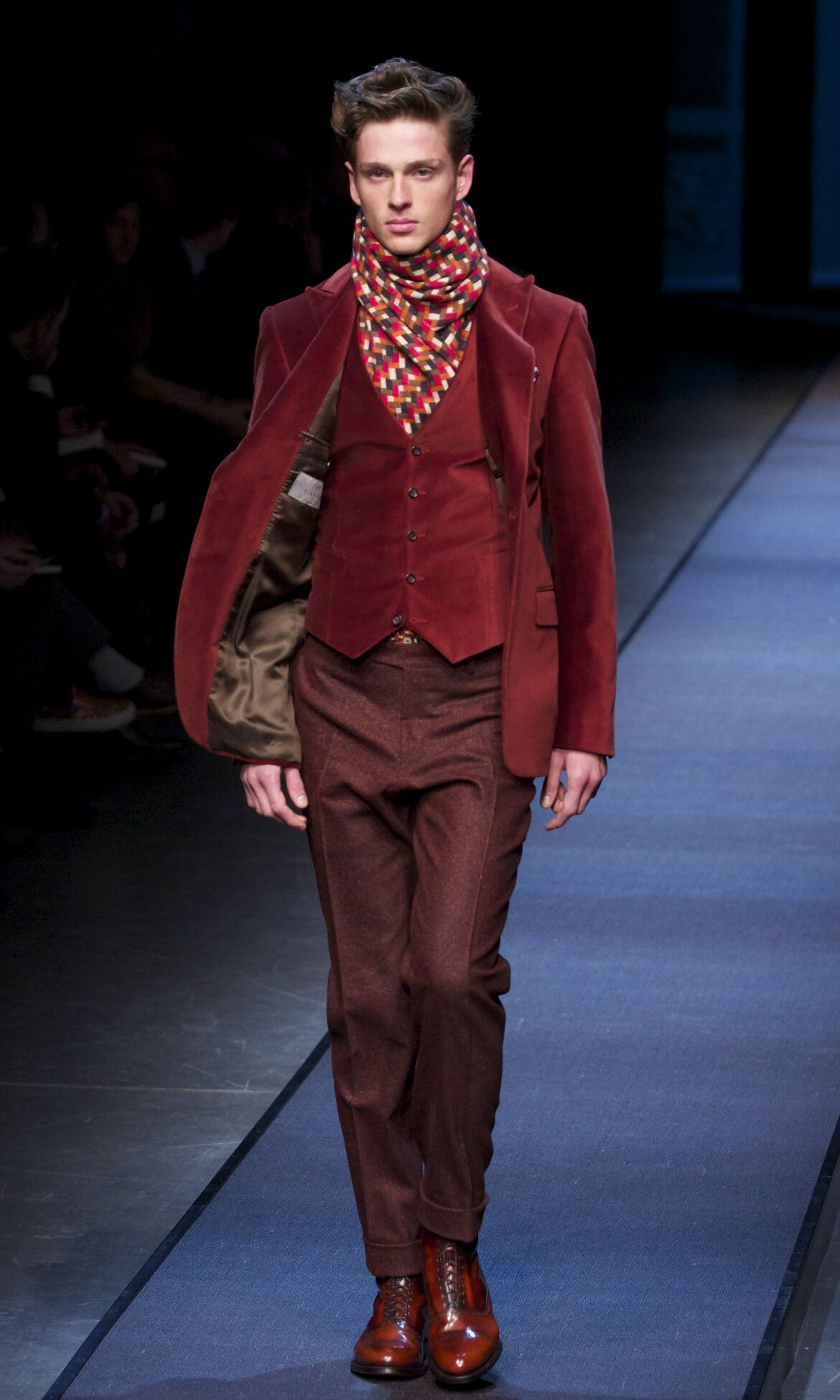 Fall 2013 Fashion Trends Canali