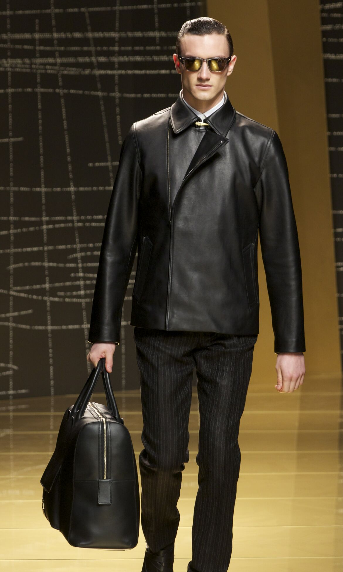 Fall 2013 Fashion Trends Ermenegildo Zegna