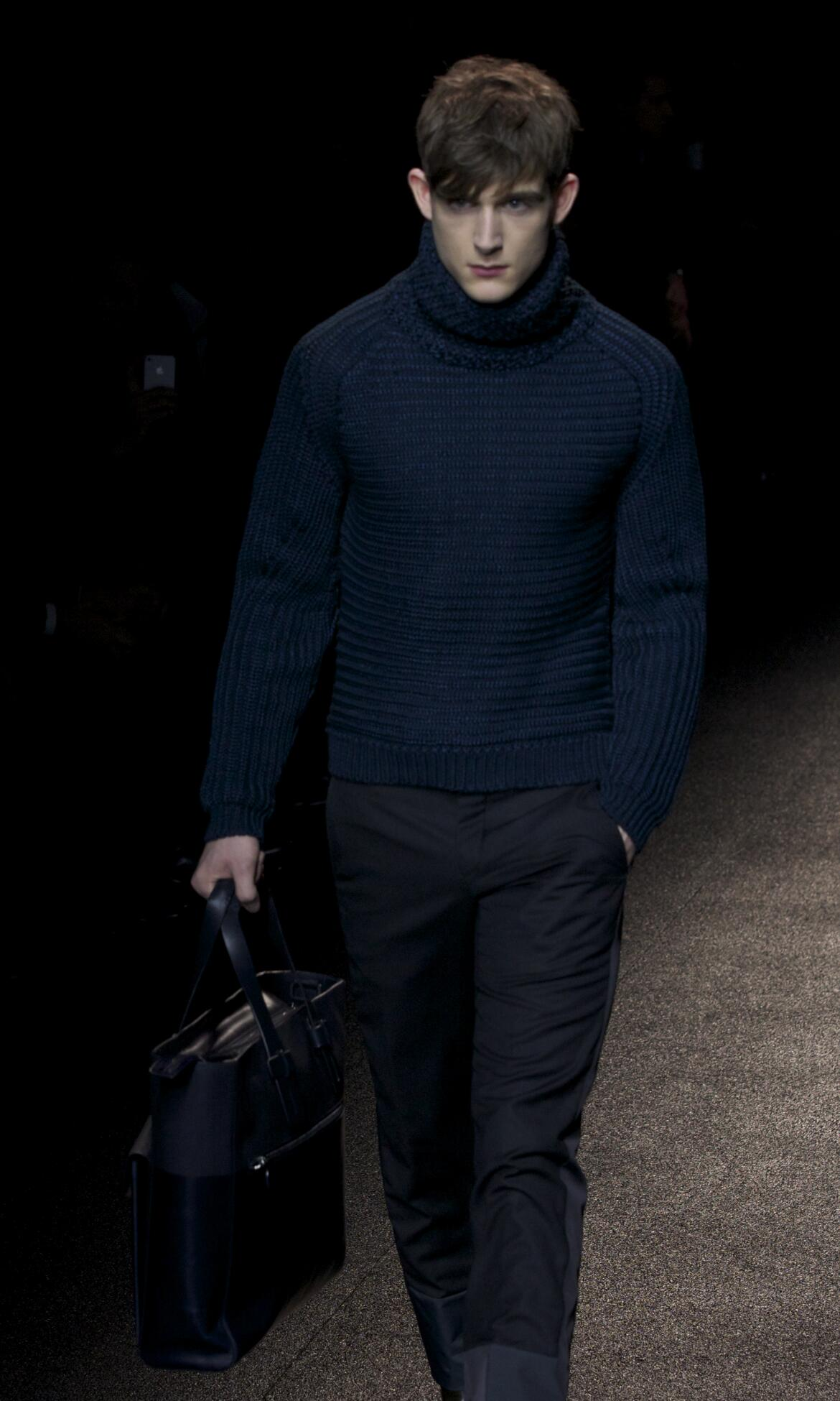 Fall 2013 Fashion Trends Salvatore Ferragamo