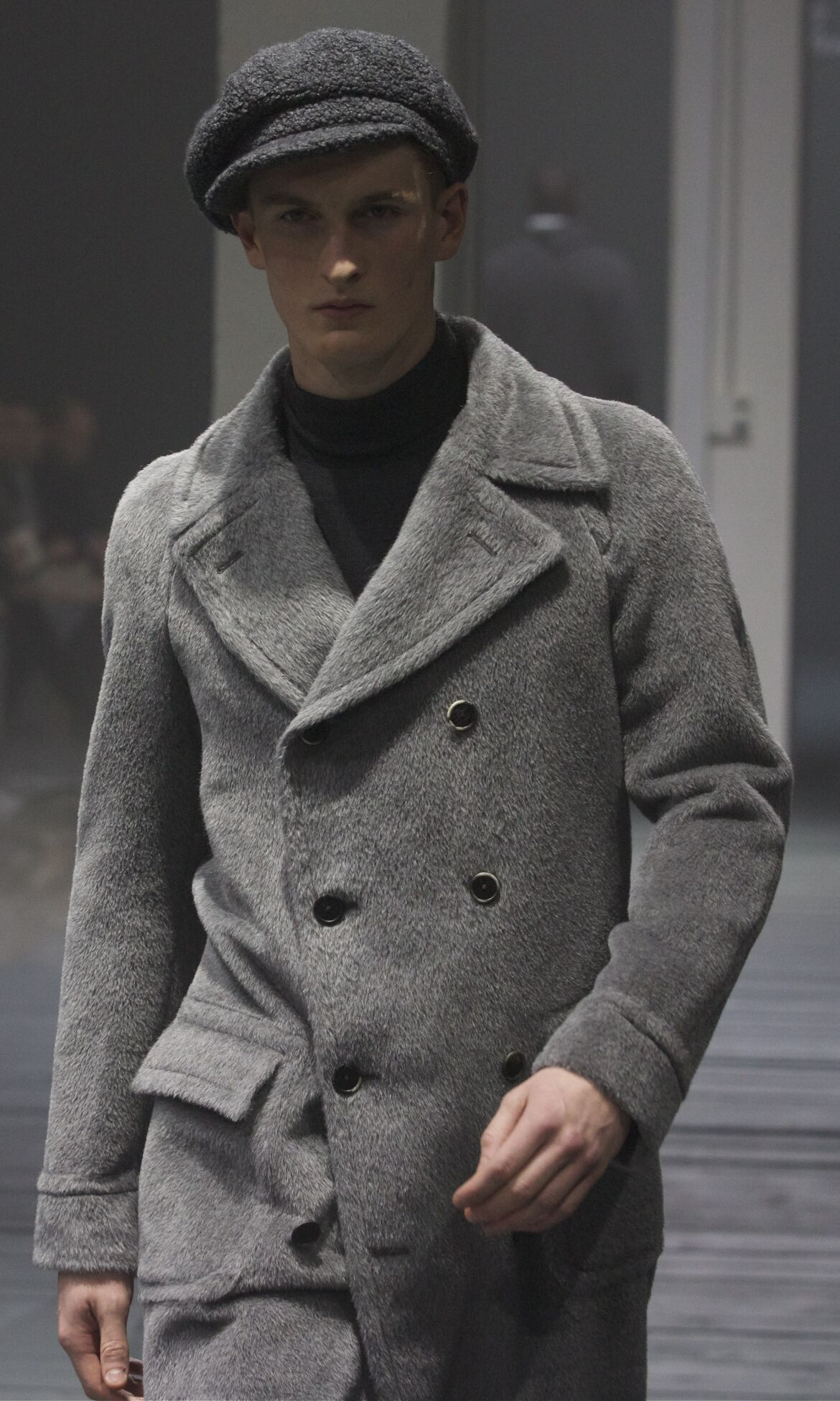 Fall 2014 Men Fashion Show Corneliani