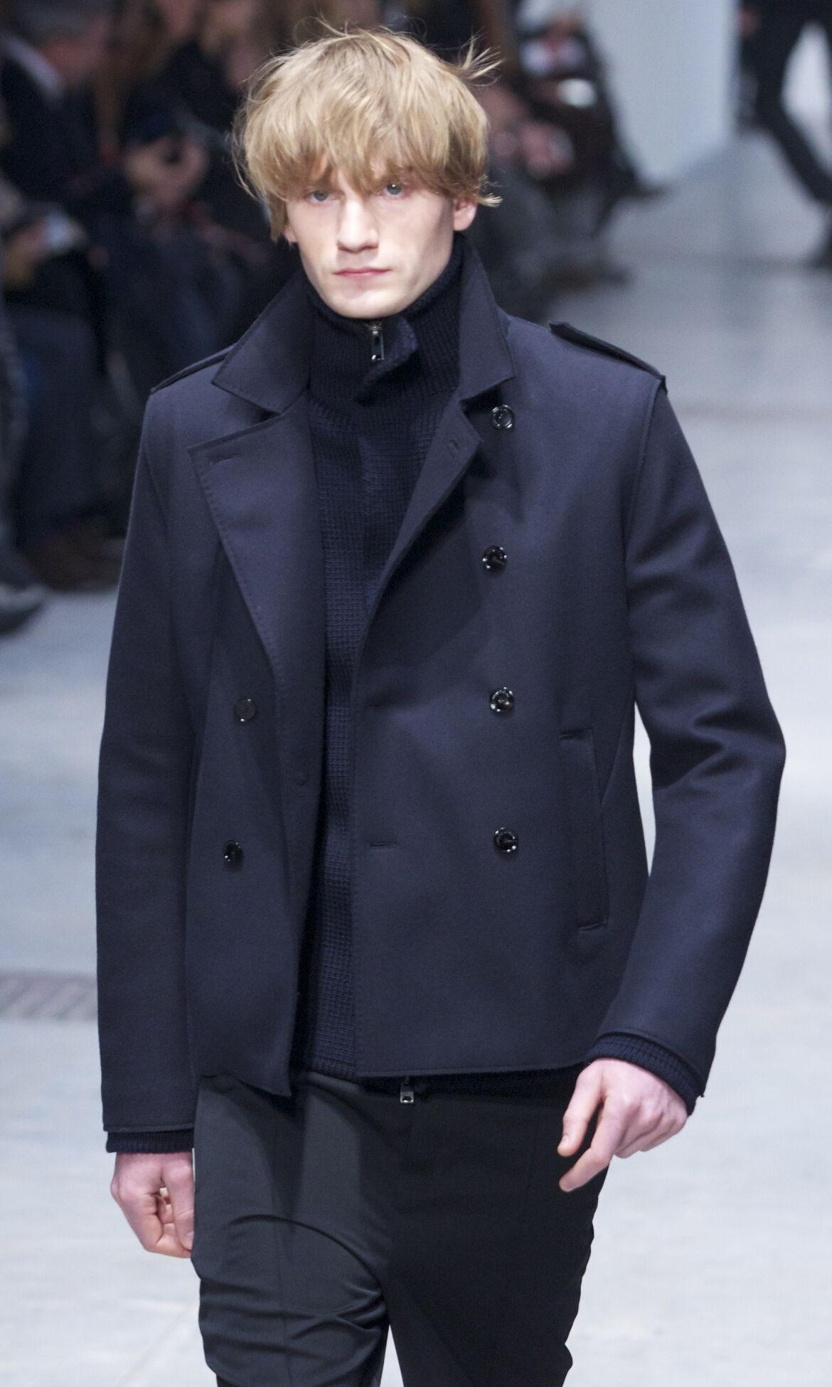 Fall 2014 Men Fashion Show Costume National
