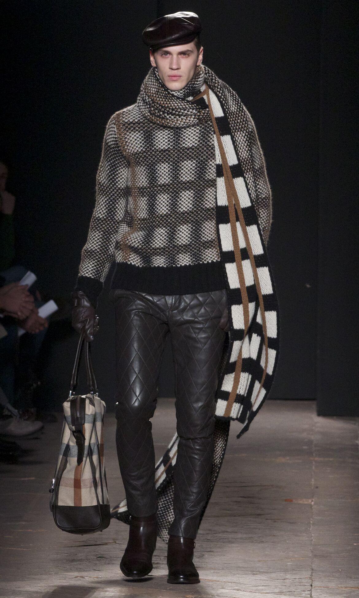 Fall 2014 Men Fashion Show Daks