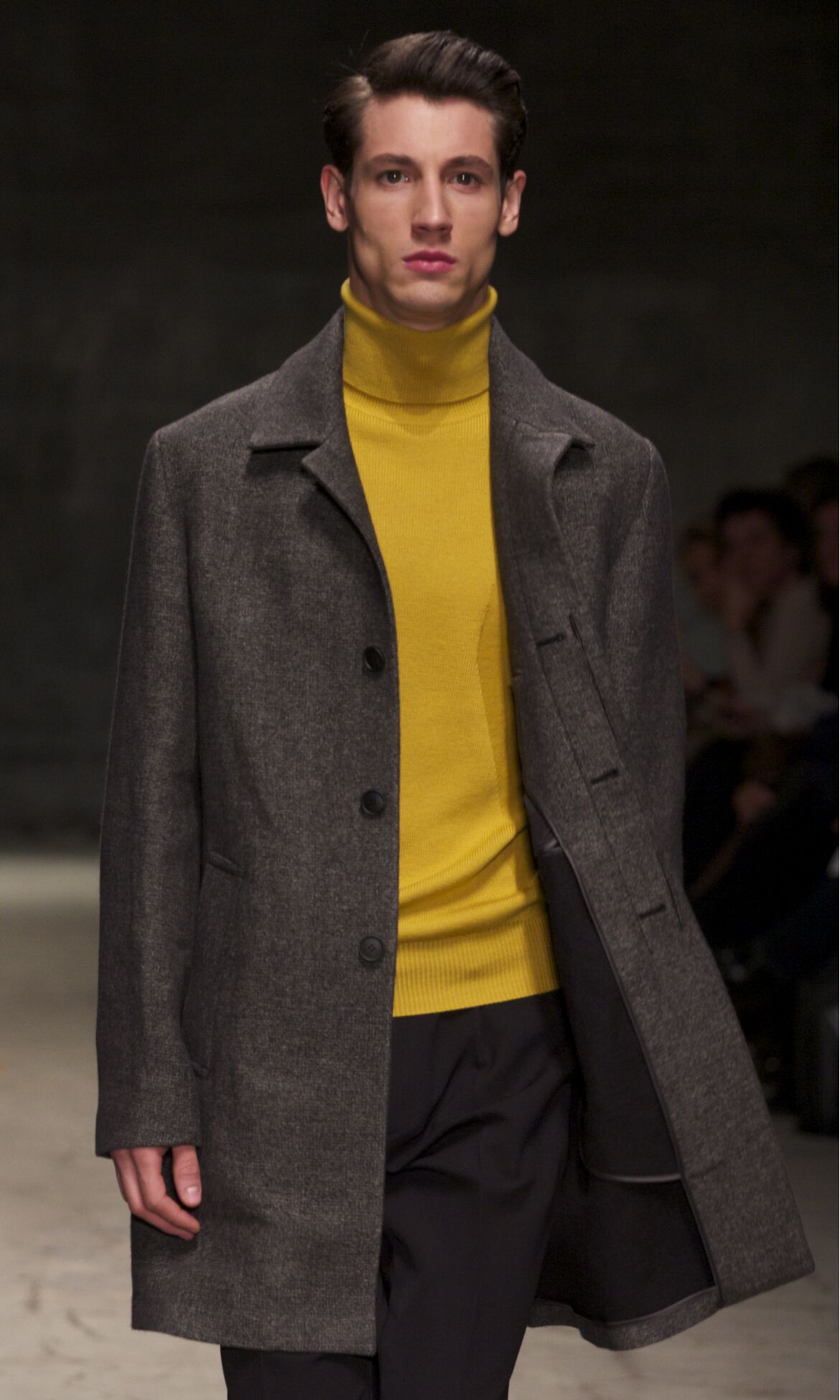 Fall 2014 Men Fashion Show Joseph Abboud