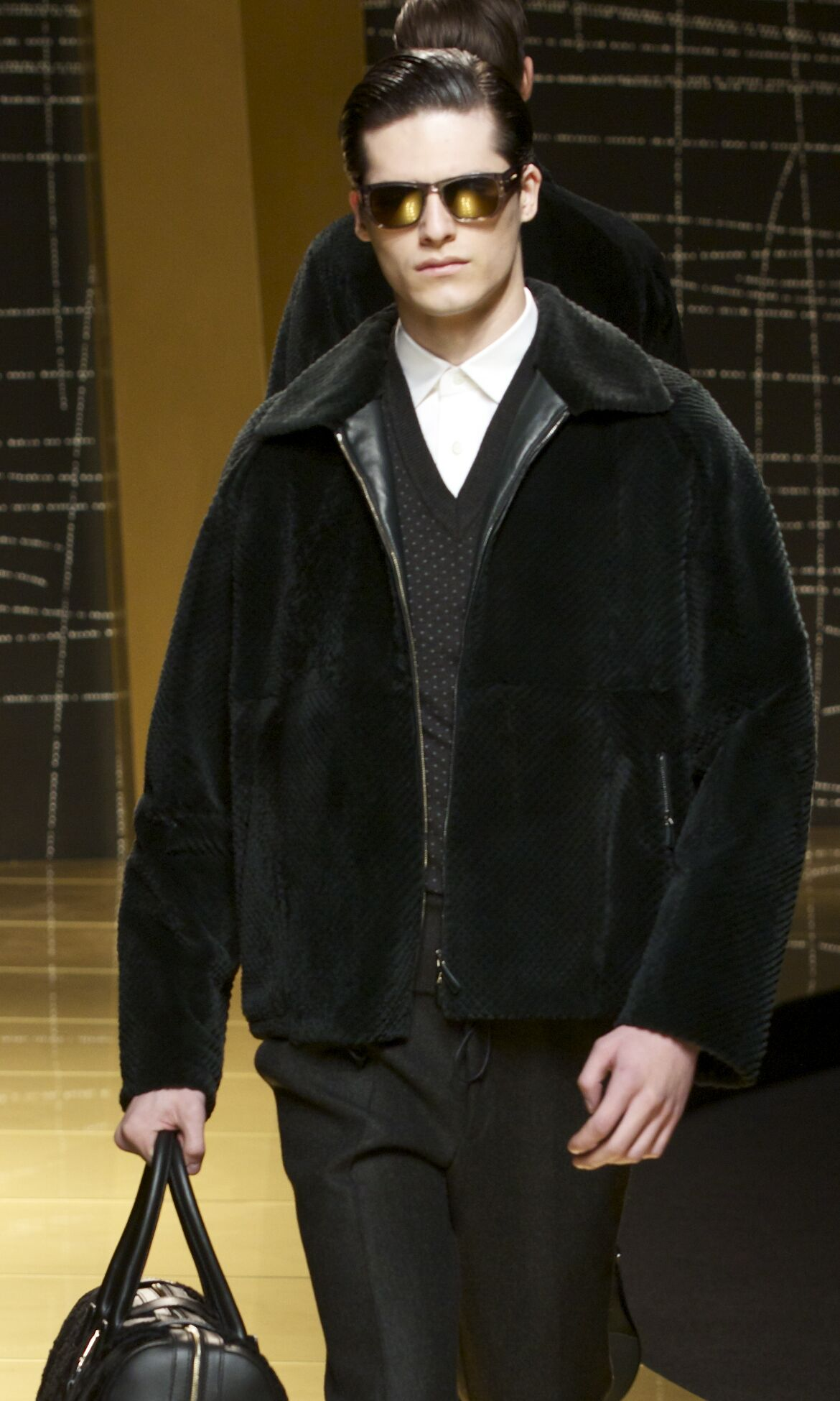 Fall Fashion 2013 2014 Ermenegildo Zegna