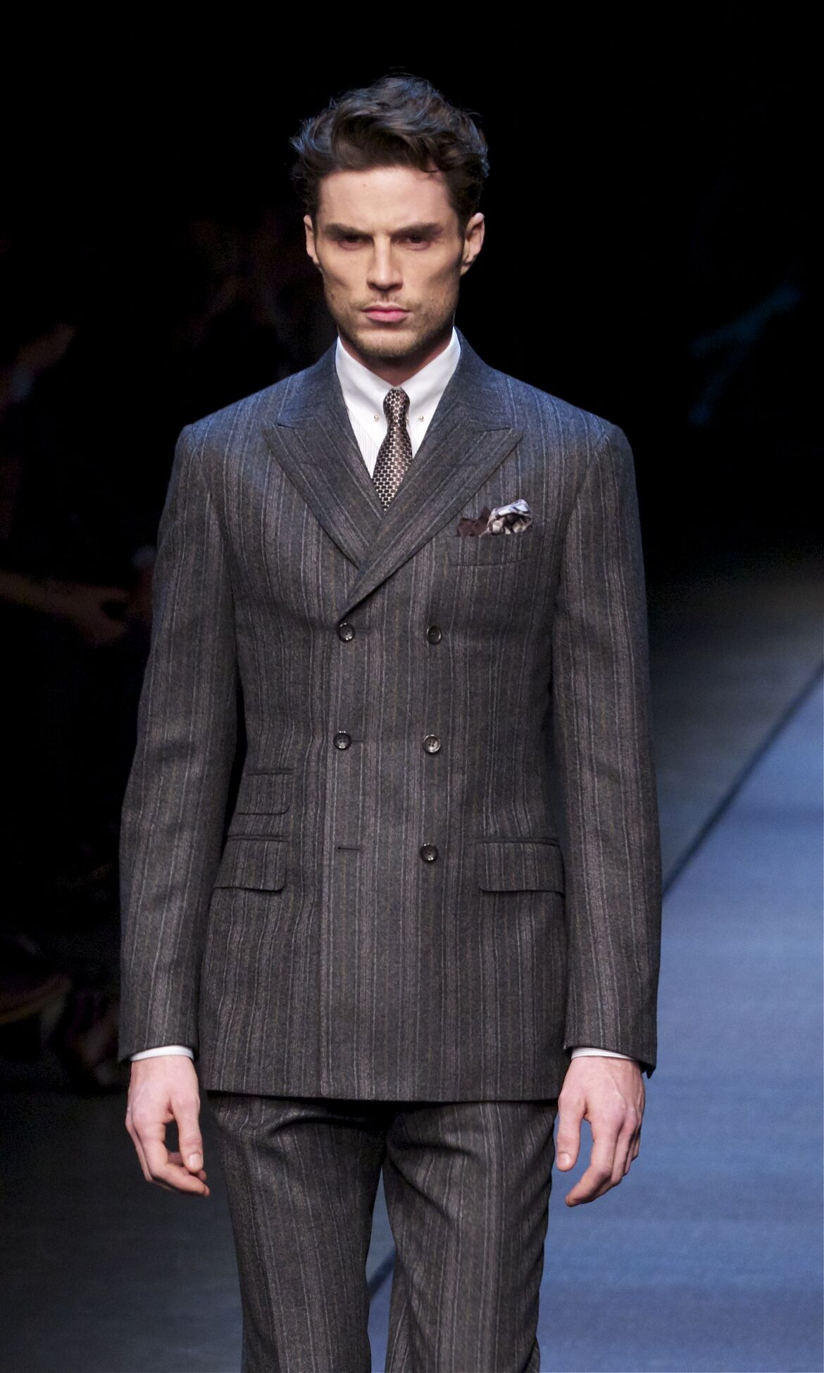 Fall Winter 2013 14 Fashion Men's Collection Canali