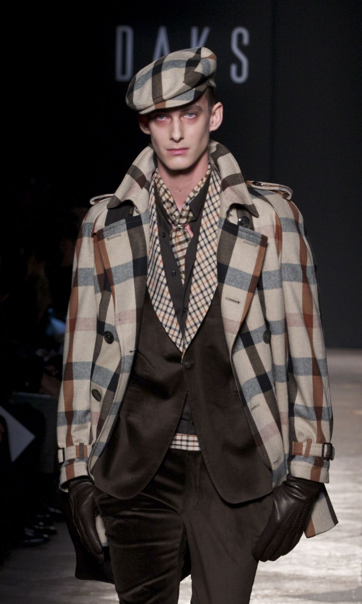 Fall Winter 2013 14 Fashion Men's Collection Daks