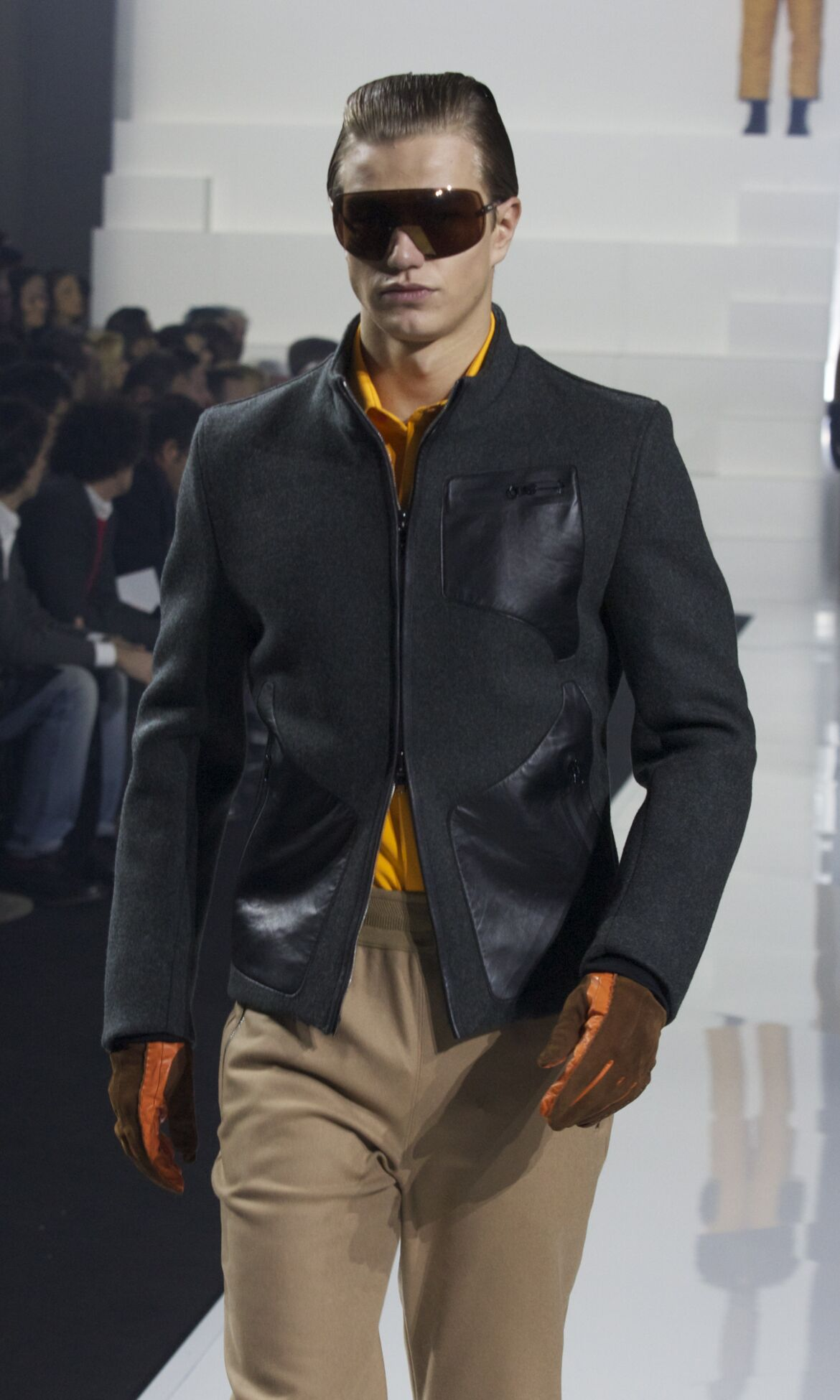 Fall Winter 2013 14 Fashion Men's Collection Dirk Bikkembergs