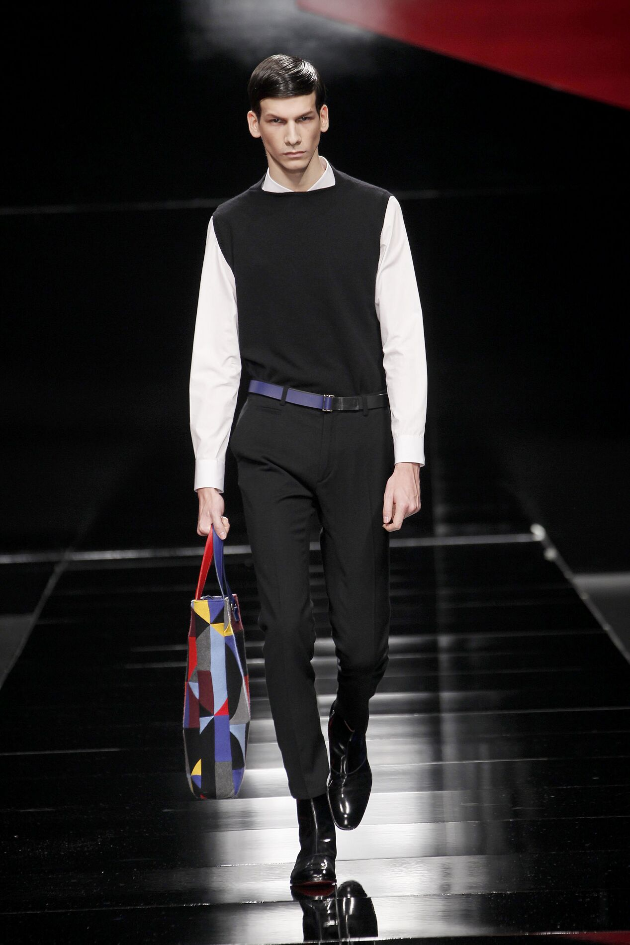Fall Winter 2013 14 Fashion Men's Collection Iceberg
