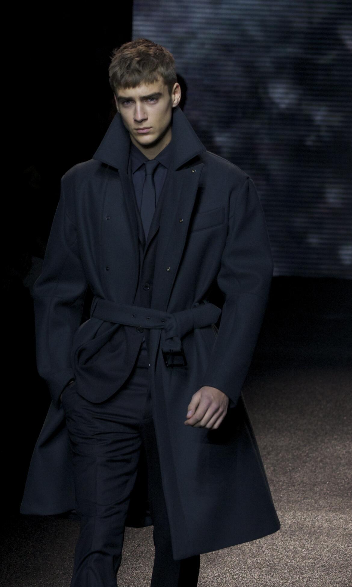 Fall Winter 2013 14 Fashion Men's Collection Salvatore Ferragamo