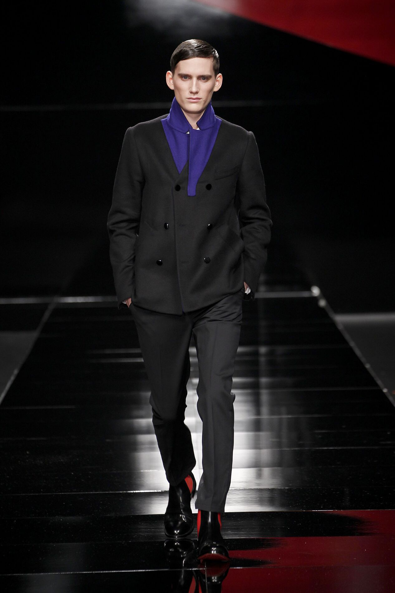 Iceberg Fall Winter 2013 14 Men Collection Milan Fashion Week Fashion Show