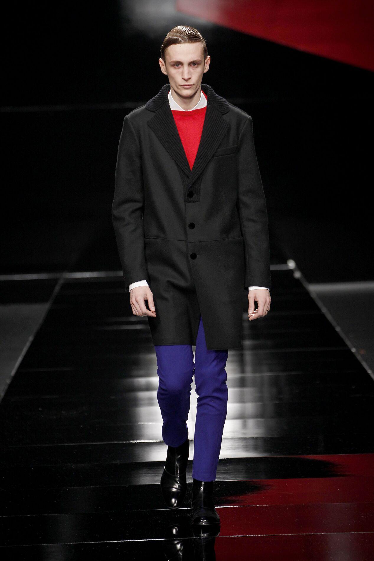 Iceberg Man Milan Fashion Week