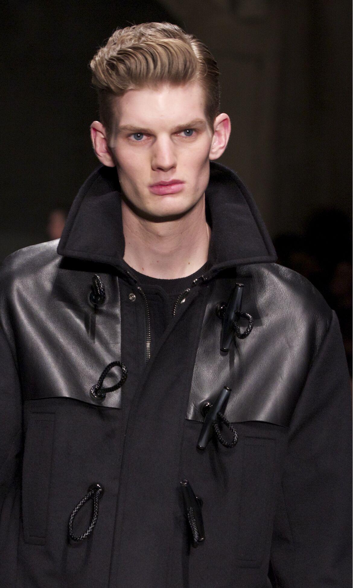 Joseph Abboud Fall Winter 2013 14 Men Collection Pitti Uomo Fashion Show