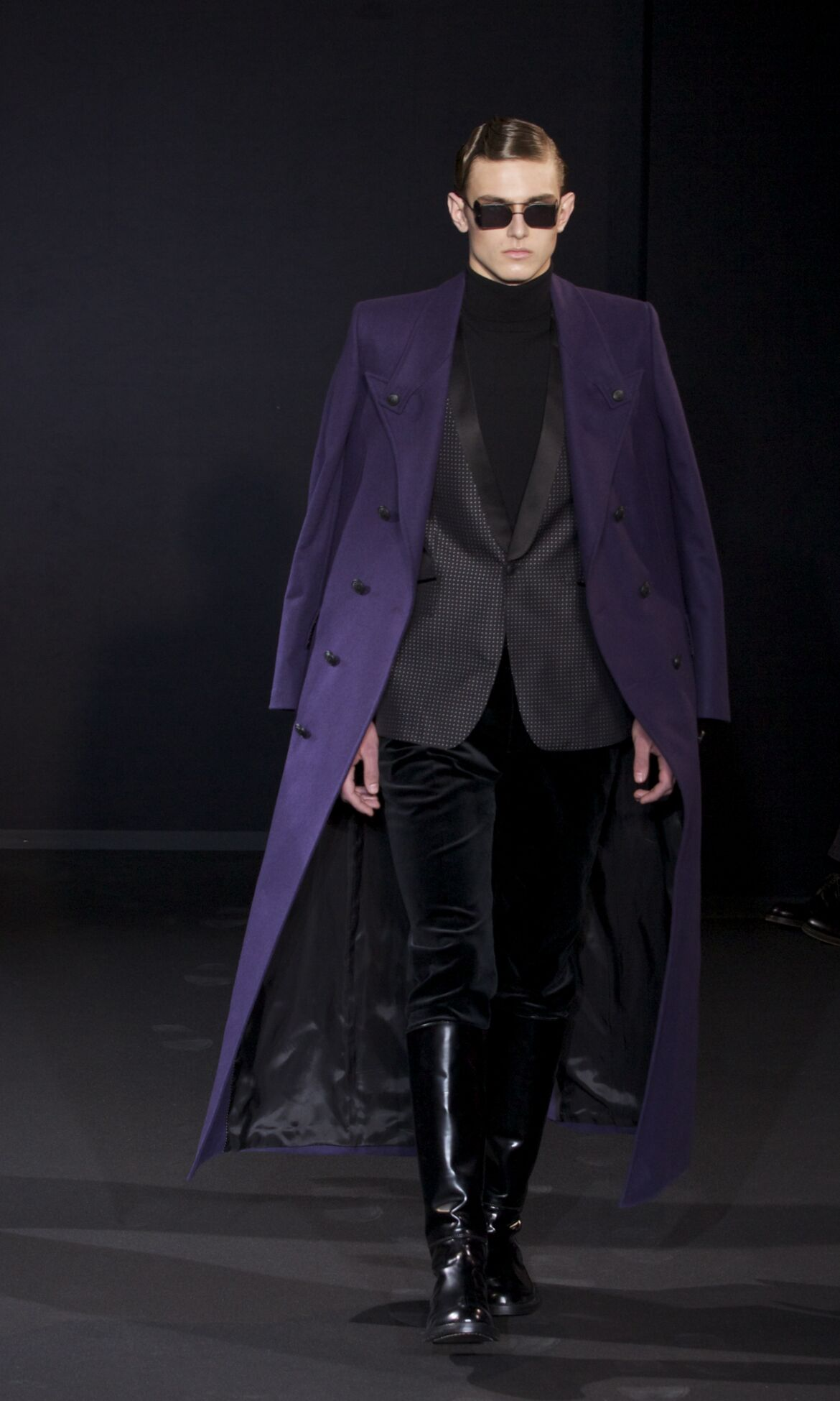 Les Hommes Fall Winter 2013 14 Men Collection Milan Fashion Week Fashion Show