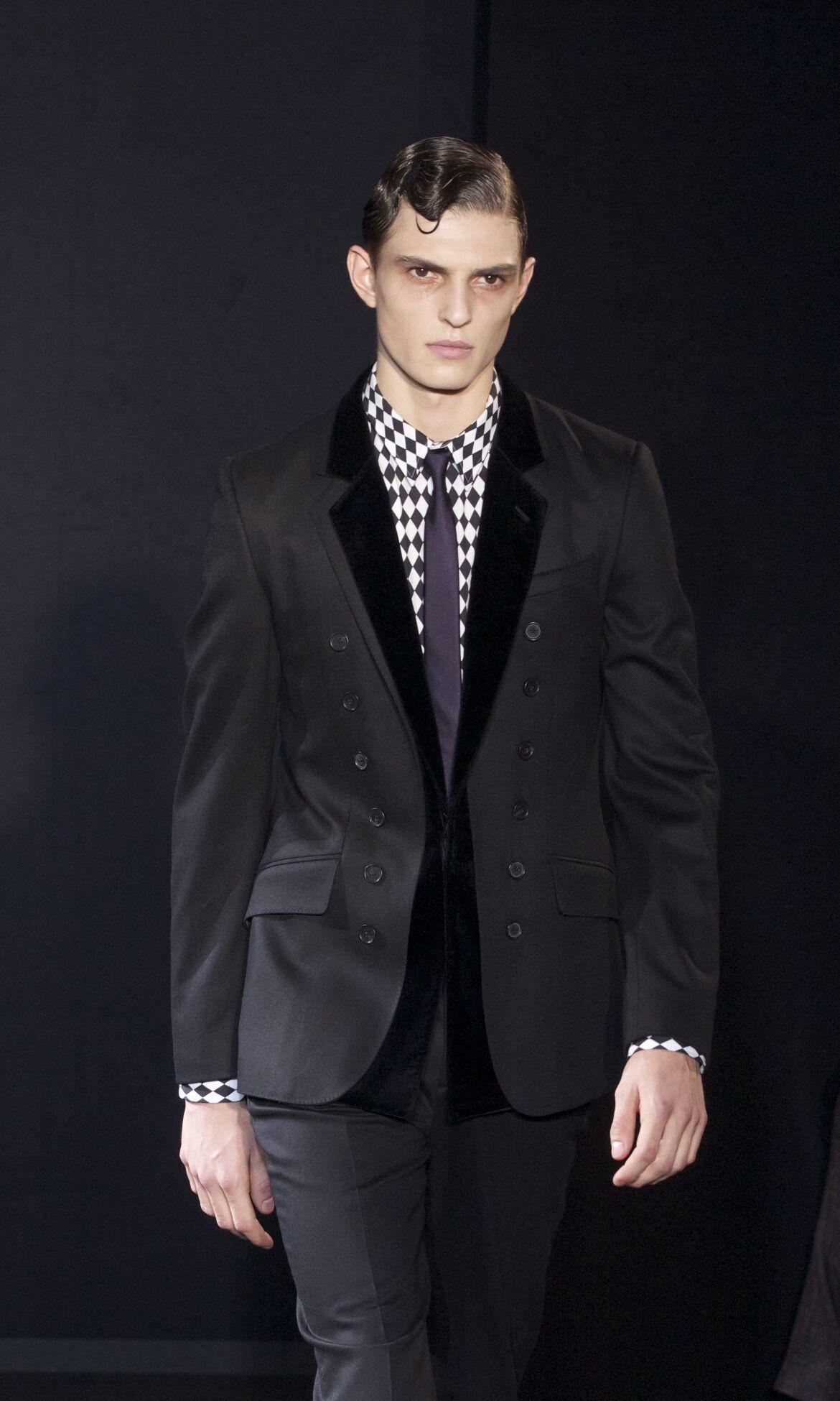 Les Hommes Man Milan Fashion Week