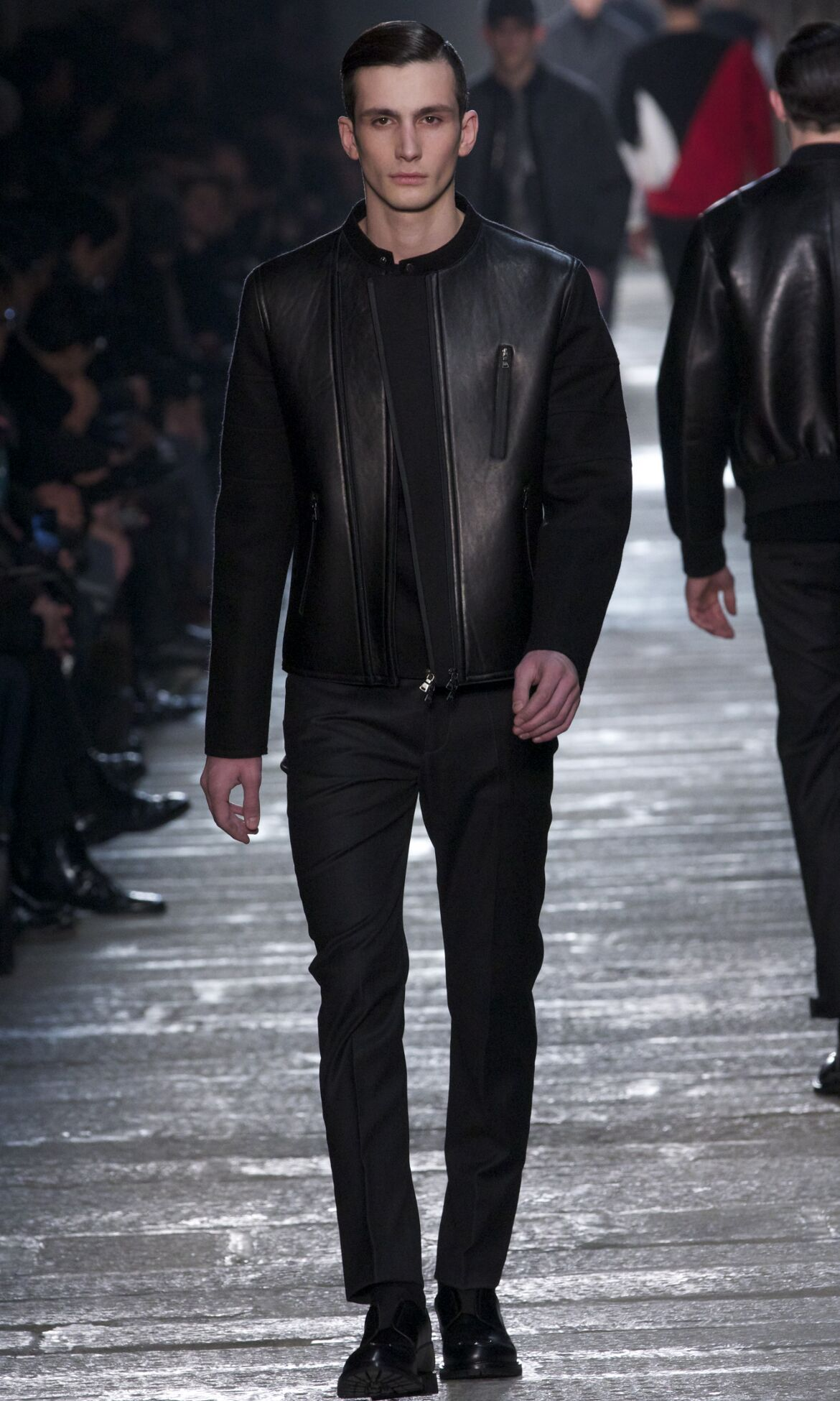 Neil Barrett Fall Winter 2013 14 Men Collection Milan Fashion Week Fashion Show