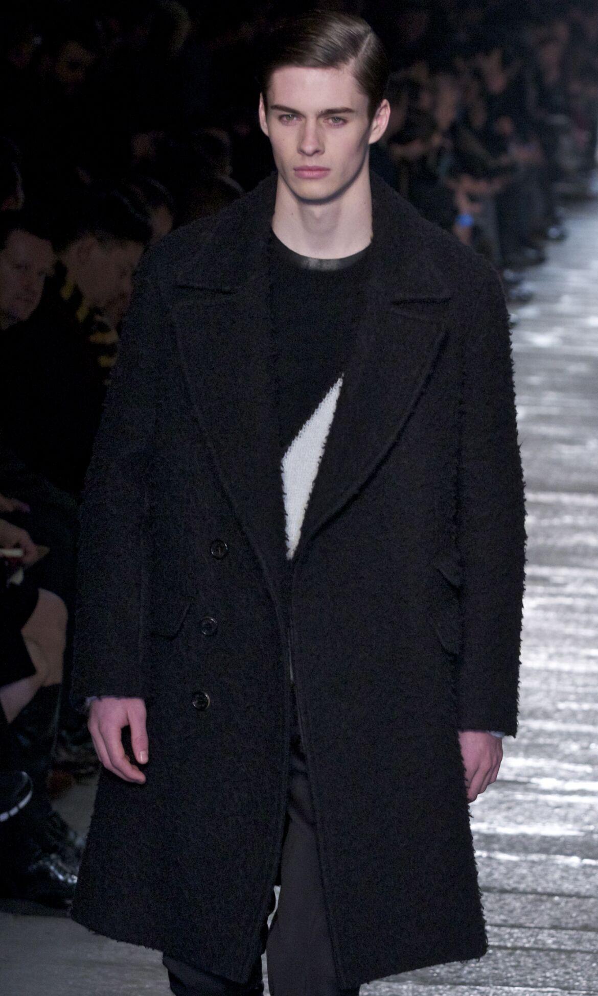 Neil Barrett Fashion Show 2013 2014