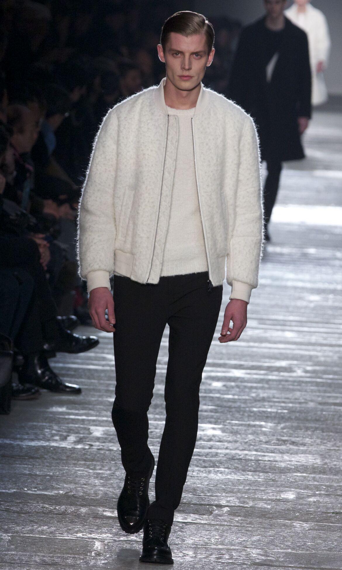 Neil Barrett Fashion Show 2013 Milan Fashion Week