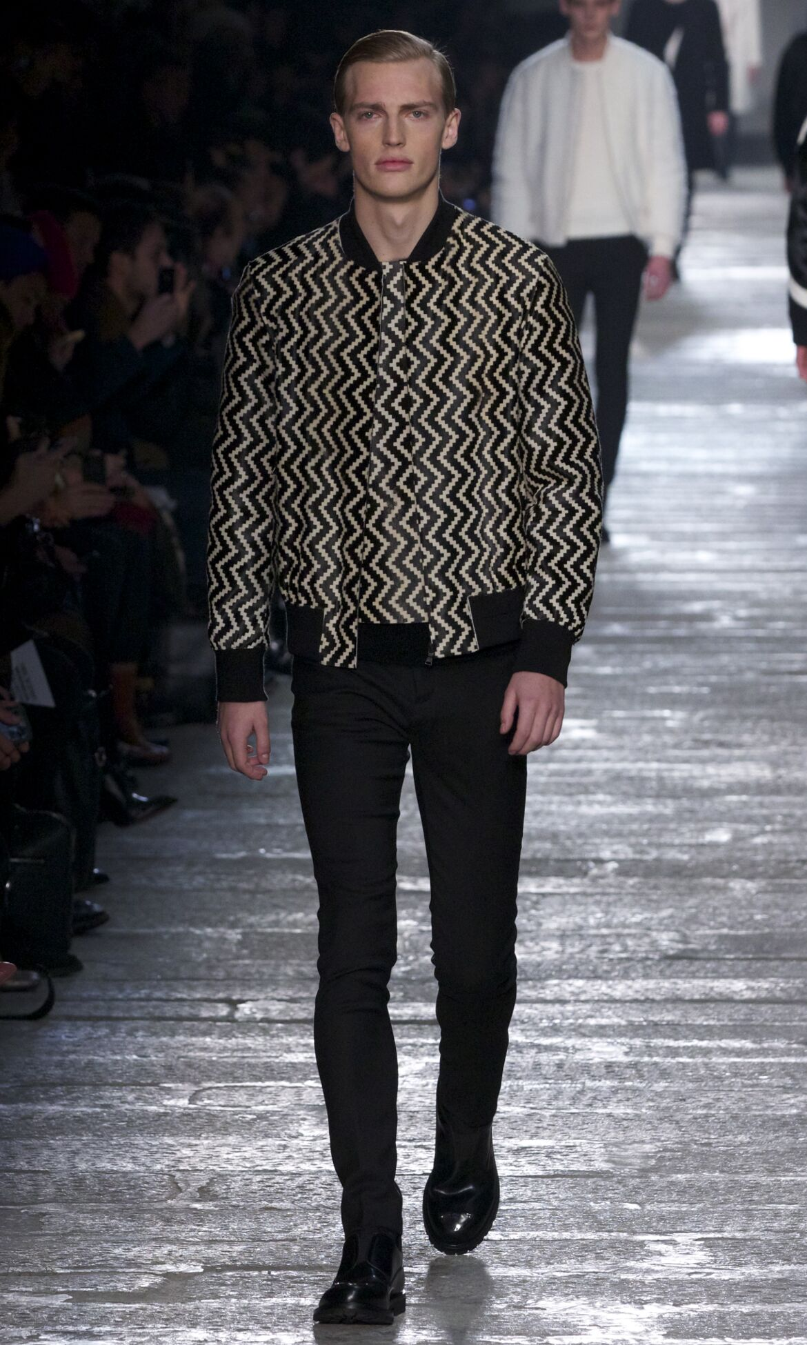 Neil Barrett Fashion Show FW 2013 2014