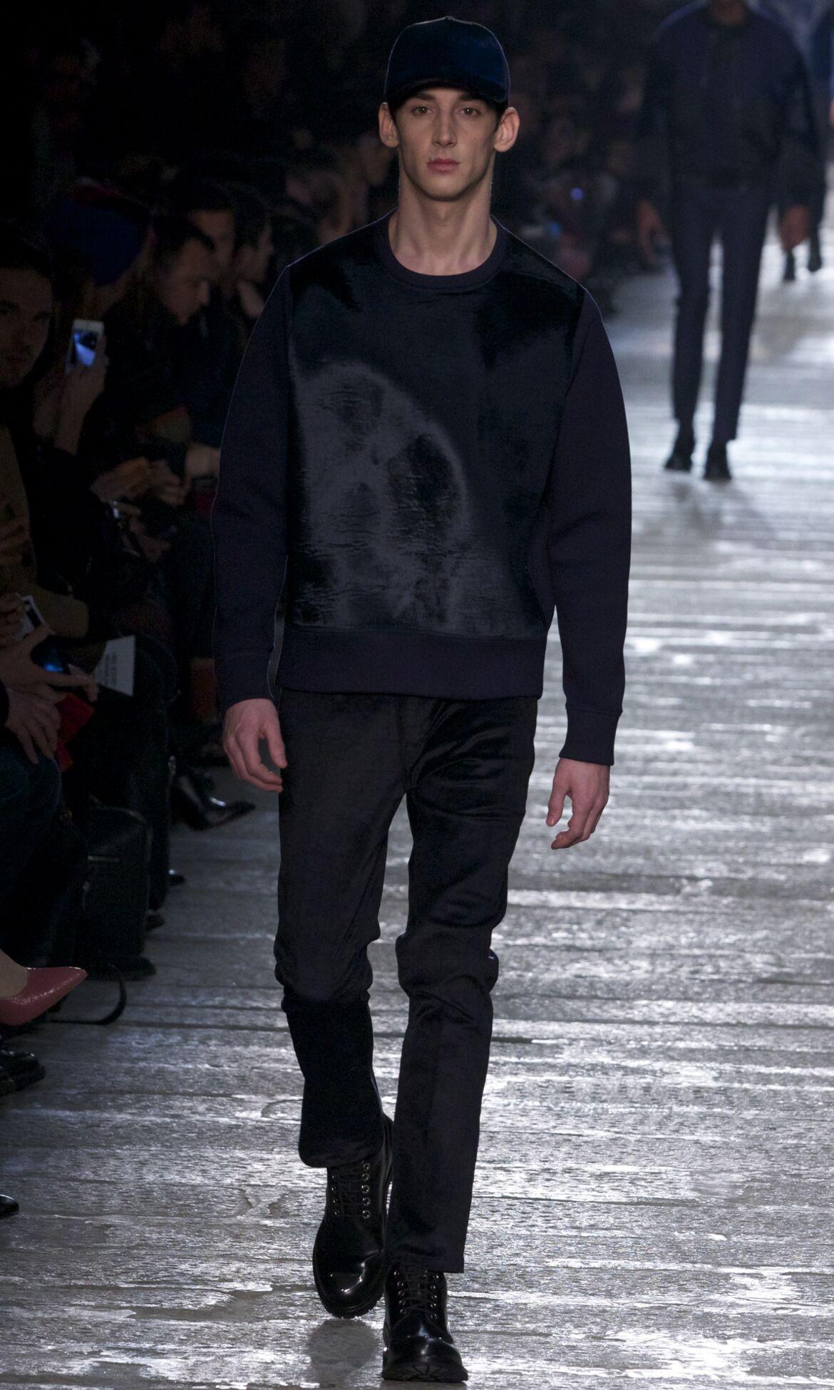 Neil Barrett Fashion Show