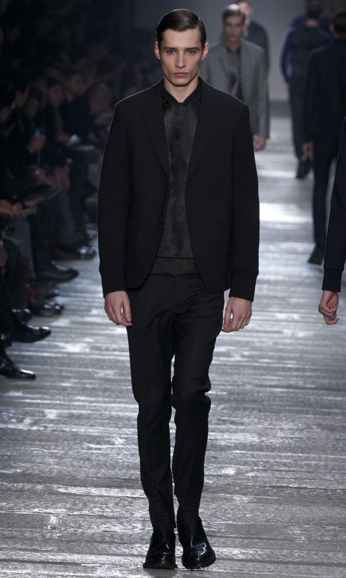 Neil Barrett Winter 2013 Catwalk