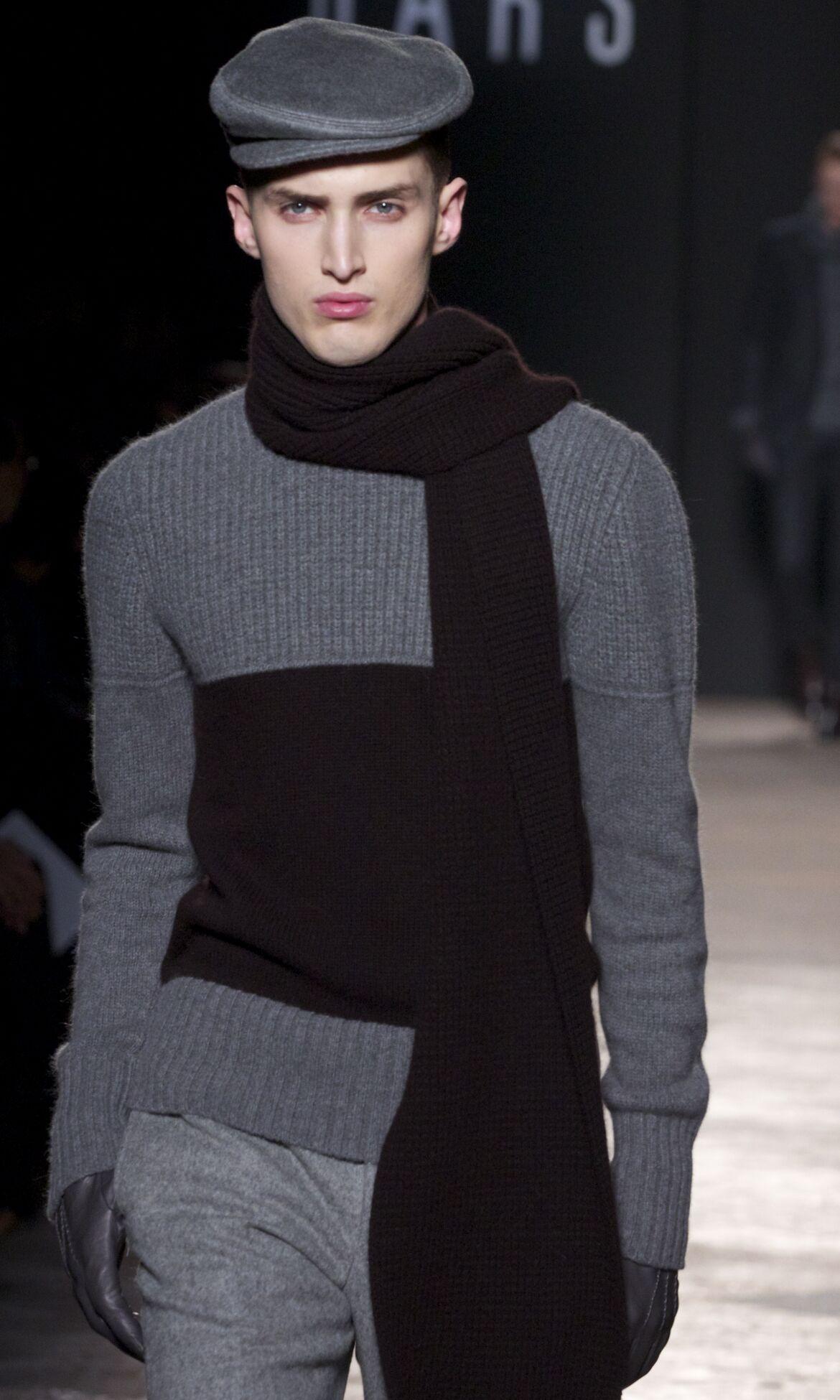 Runway Daks Fall Winter 2013 14 Men Collection Milan Fashion Week