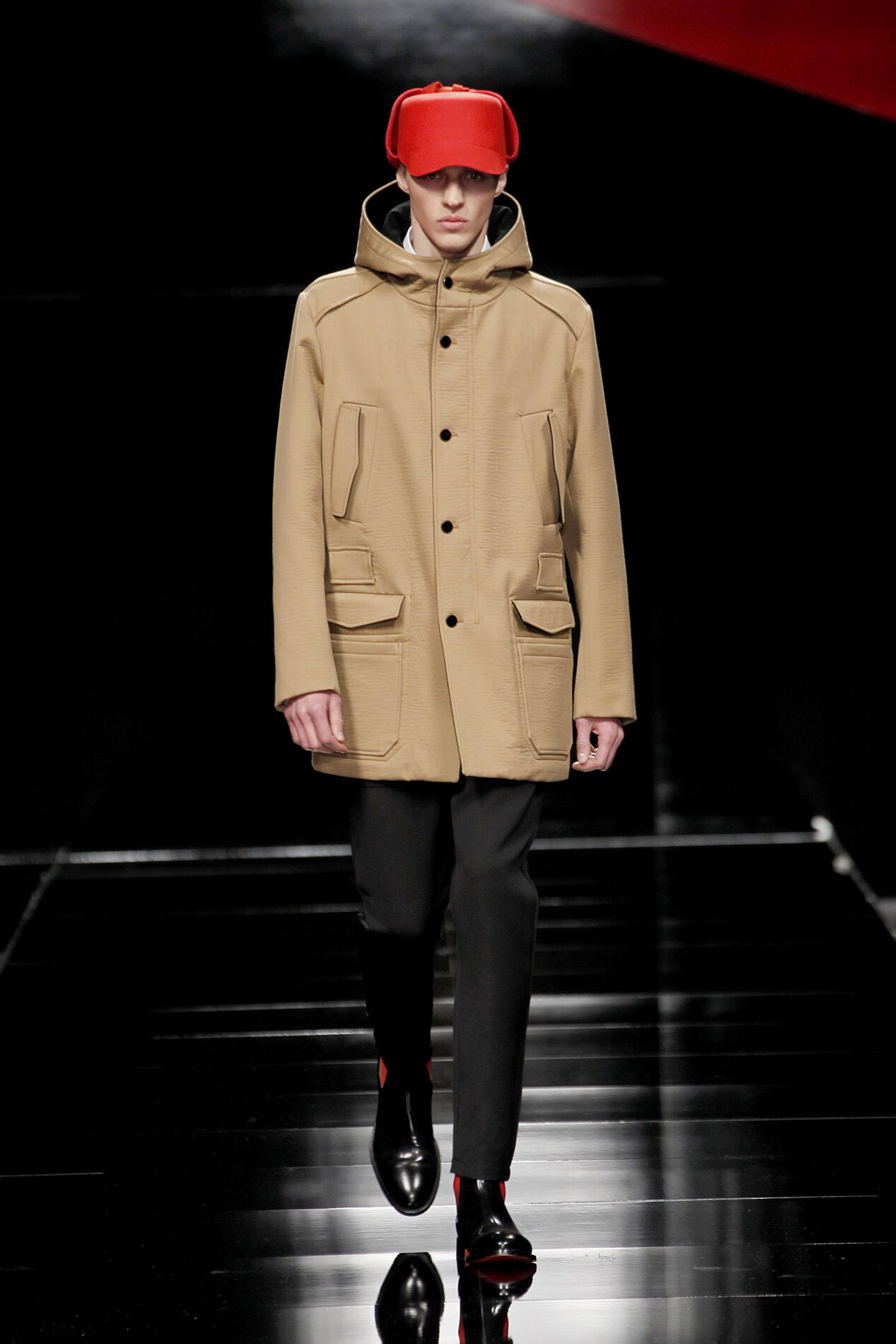 Runway Iceberg Fall Winter 2013 14 Men Collection Milan Fashion Week