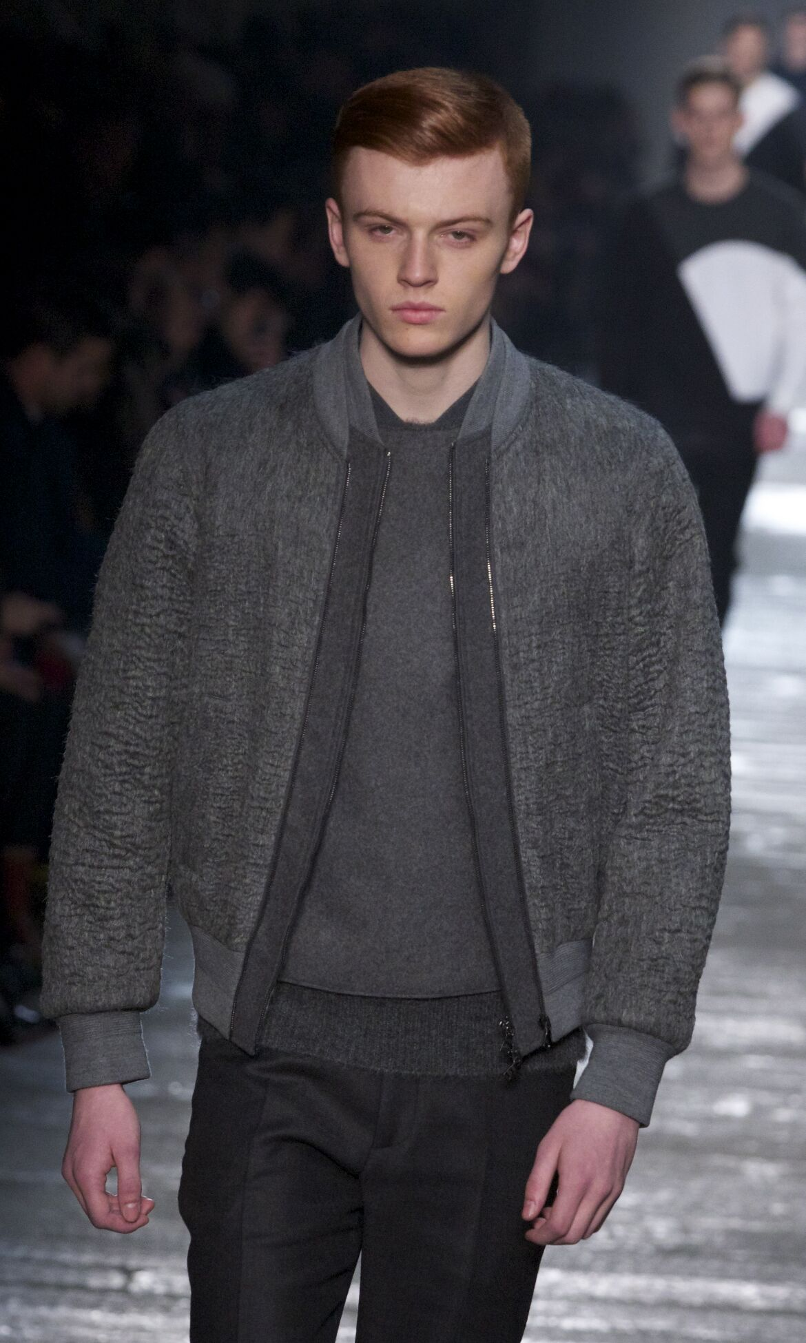 Runway Neil Barrett Fall Winter 2013 14 Men Collection Milan Fashion Week