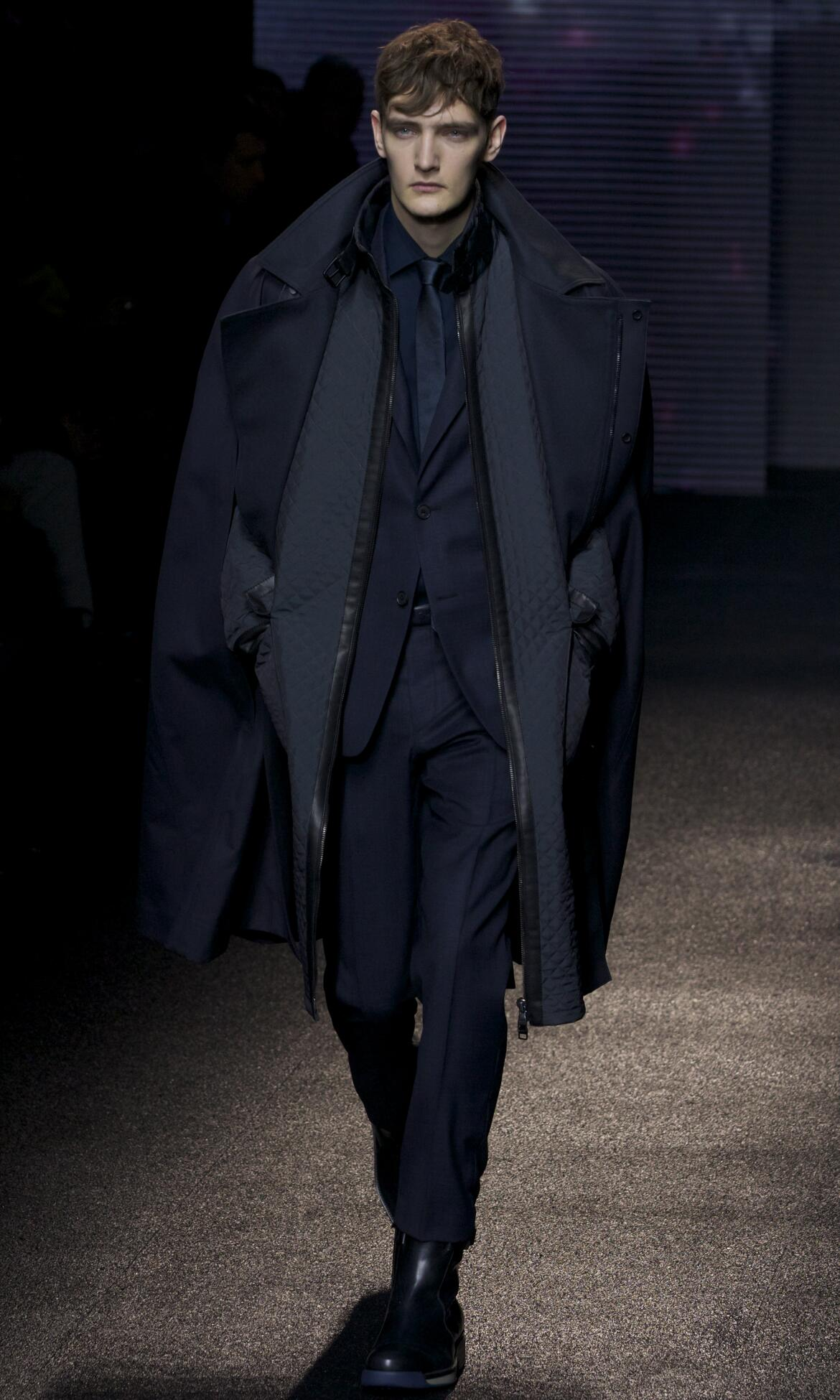 Salvatore Ferragamo Fall Winter 2013 14 Mens Collection Milan Fashion Week