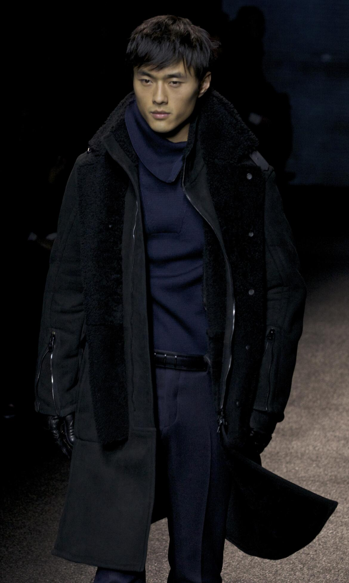 Salvatore Ferragamo Fall Winter 2014