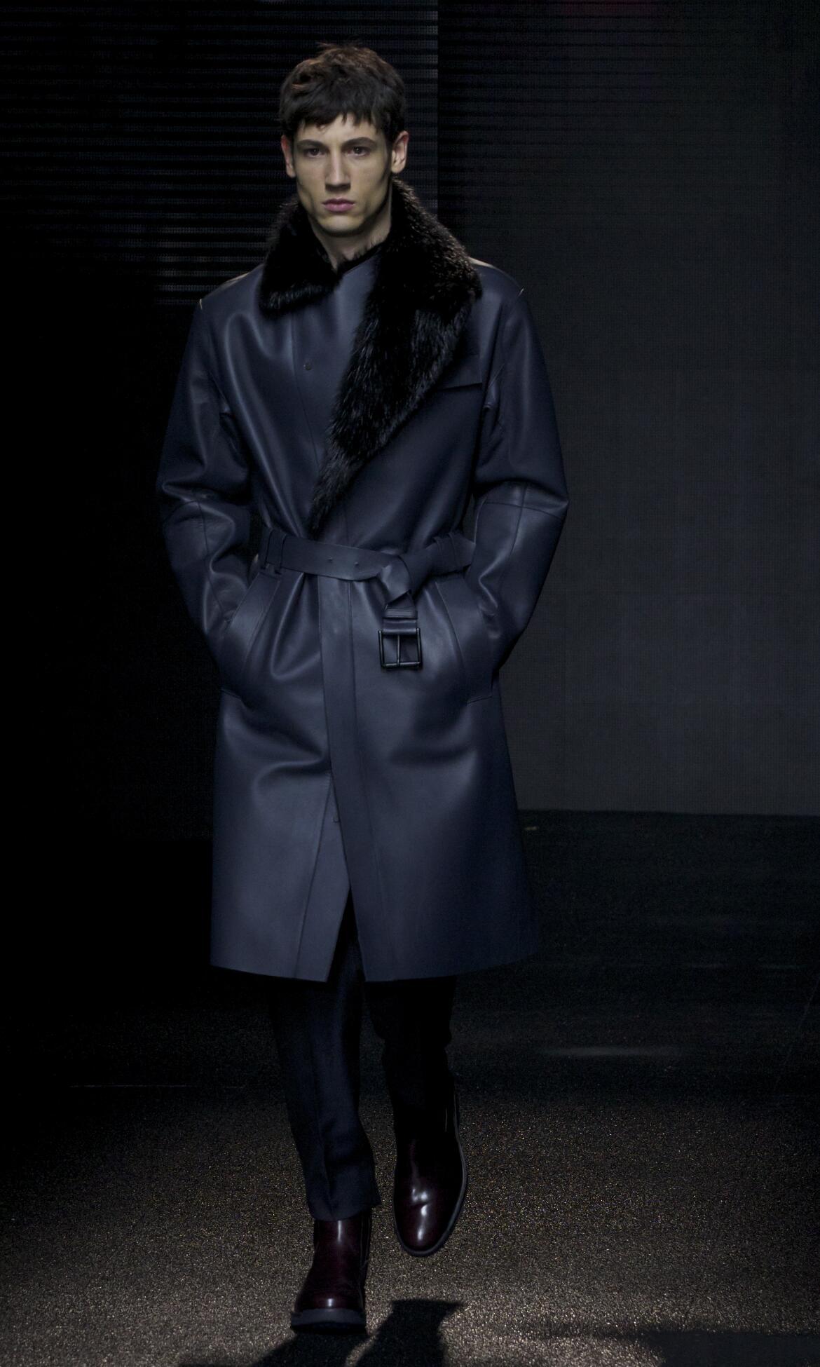 Salvatore Ferragamo Fashion Show 2013 2014