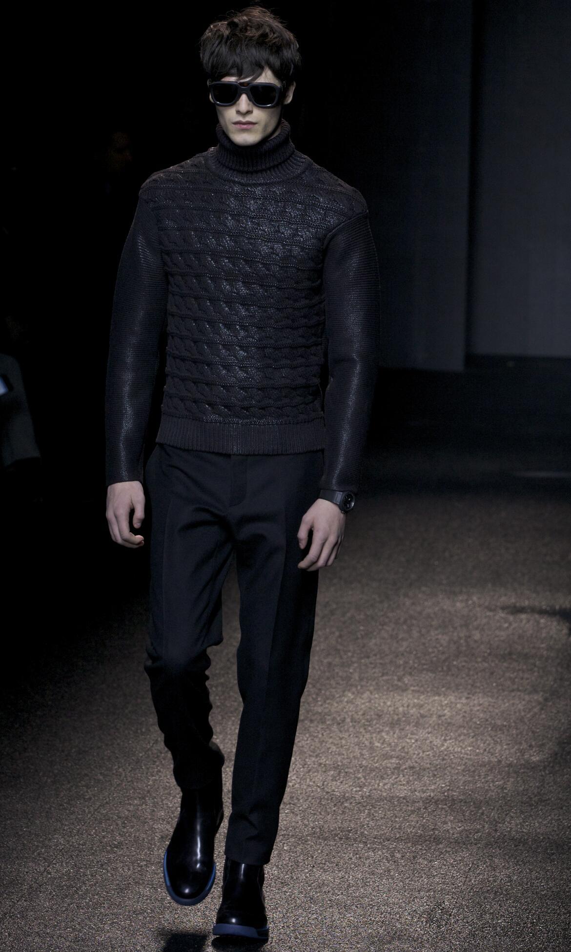 Salvatore Ferragamo Fashion Show 2013 Milan Fashion Week