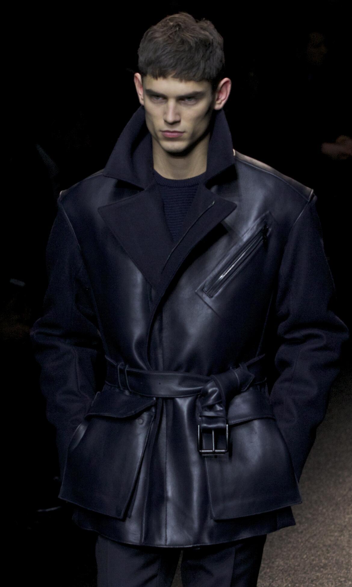 Salvatore Ferragamo Fashion Show 2013 Milano Fashion Week