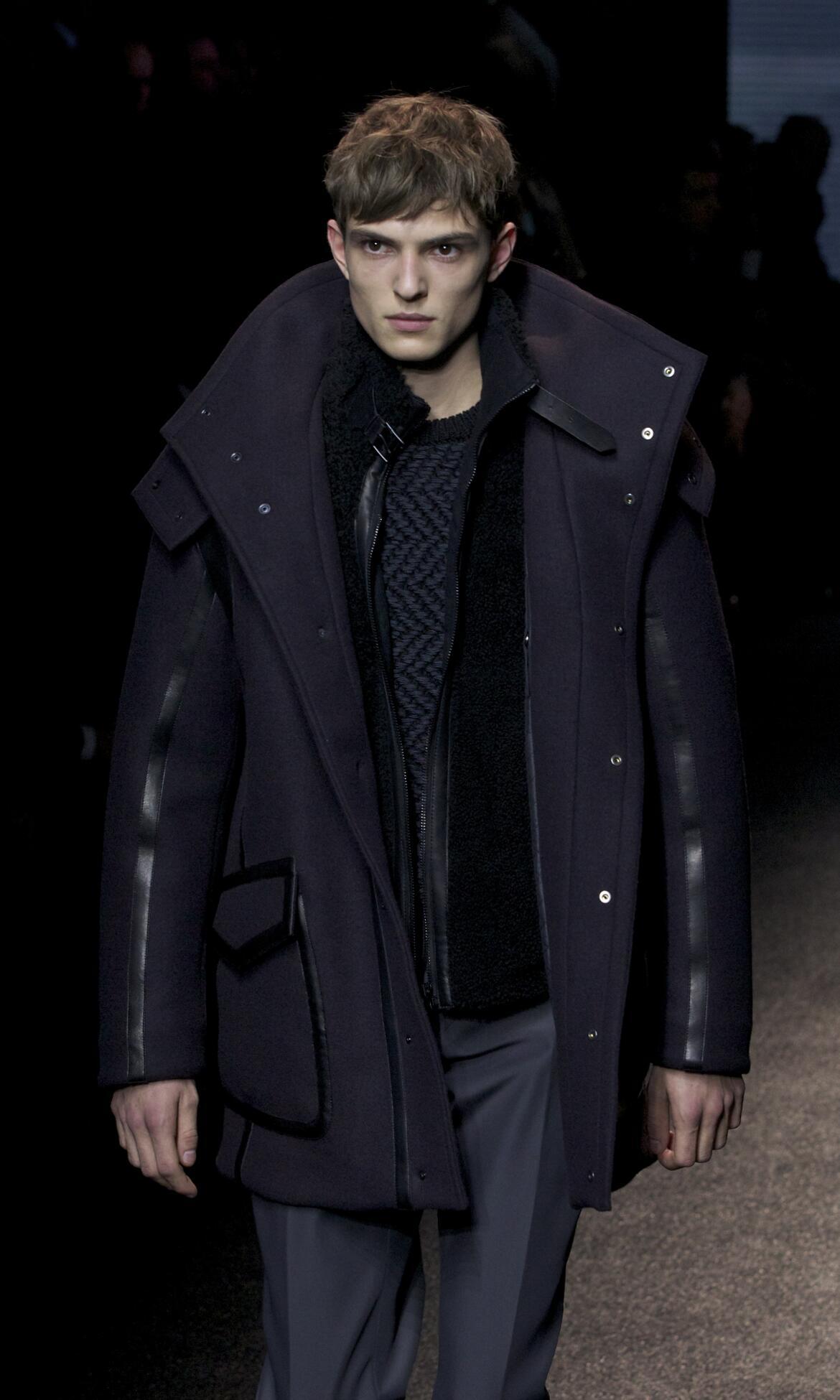 Salvatore Ferragamo Fashion Show FW 2013 2014