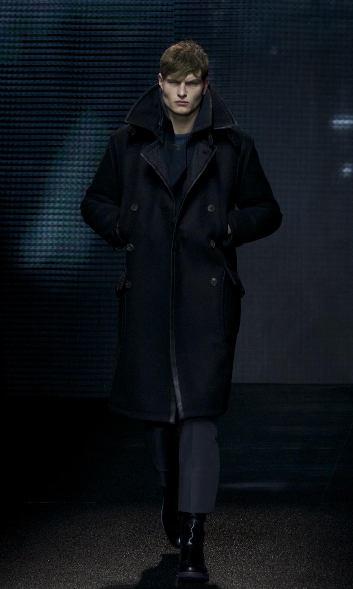Salvatore Ferragamo Man Milan Fashion Week