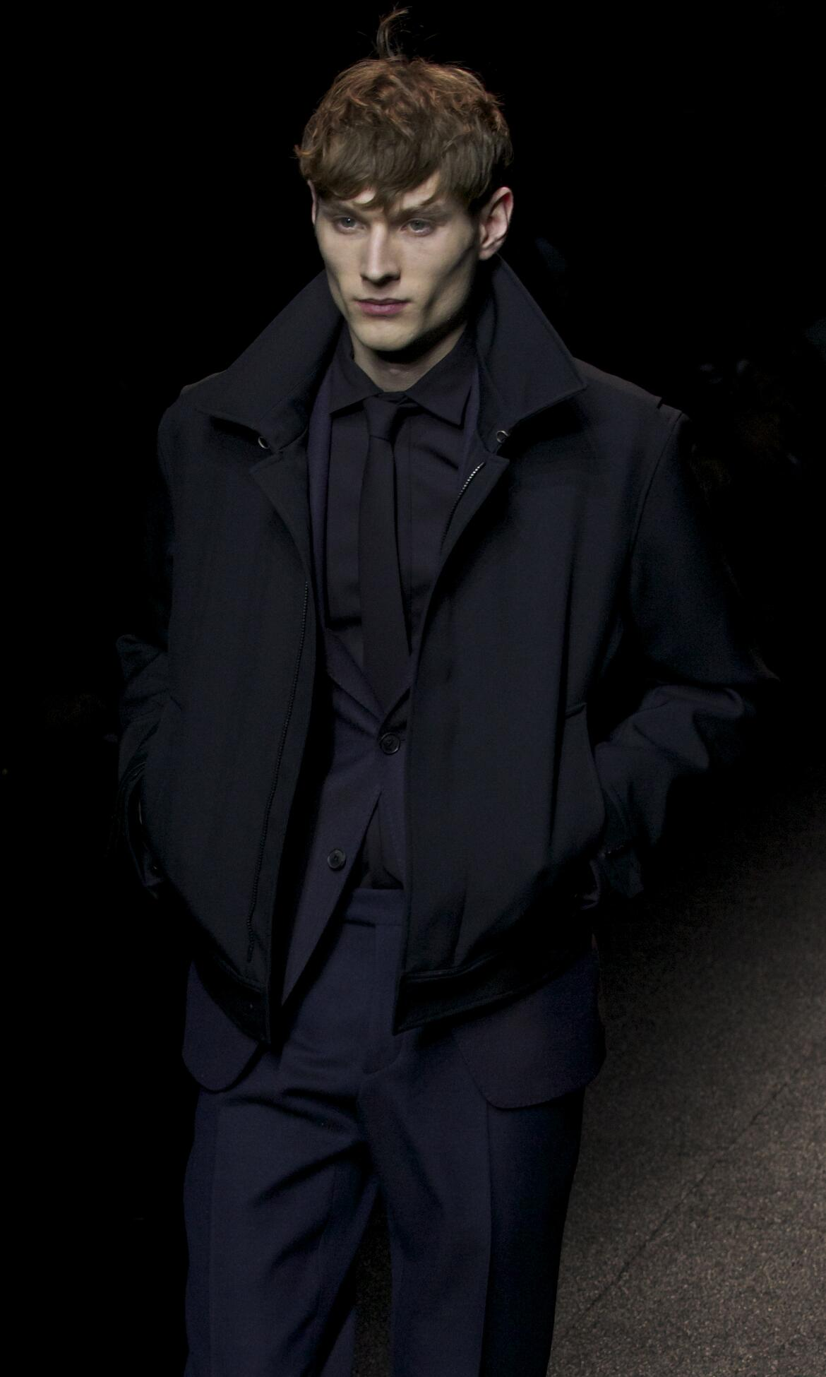 Salvatore Ferragamo Men's Collection 2013 2014