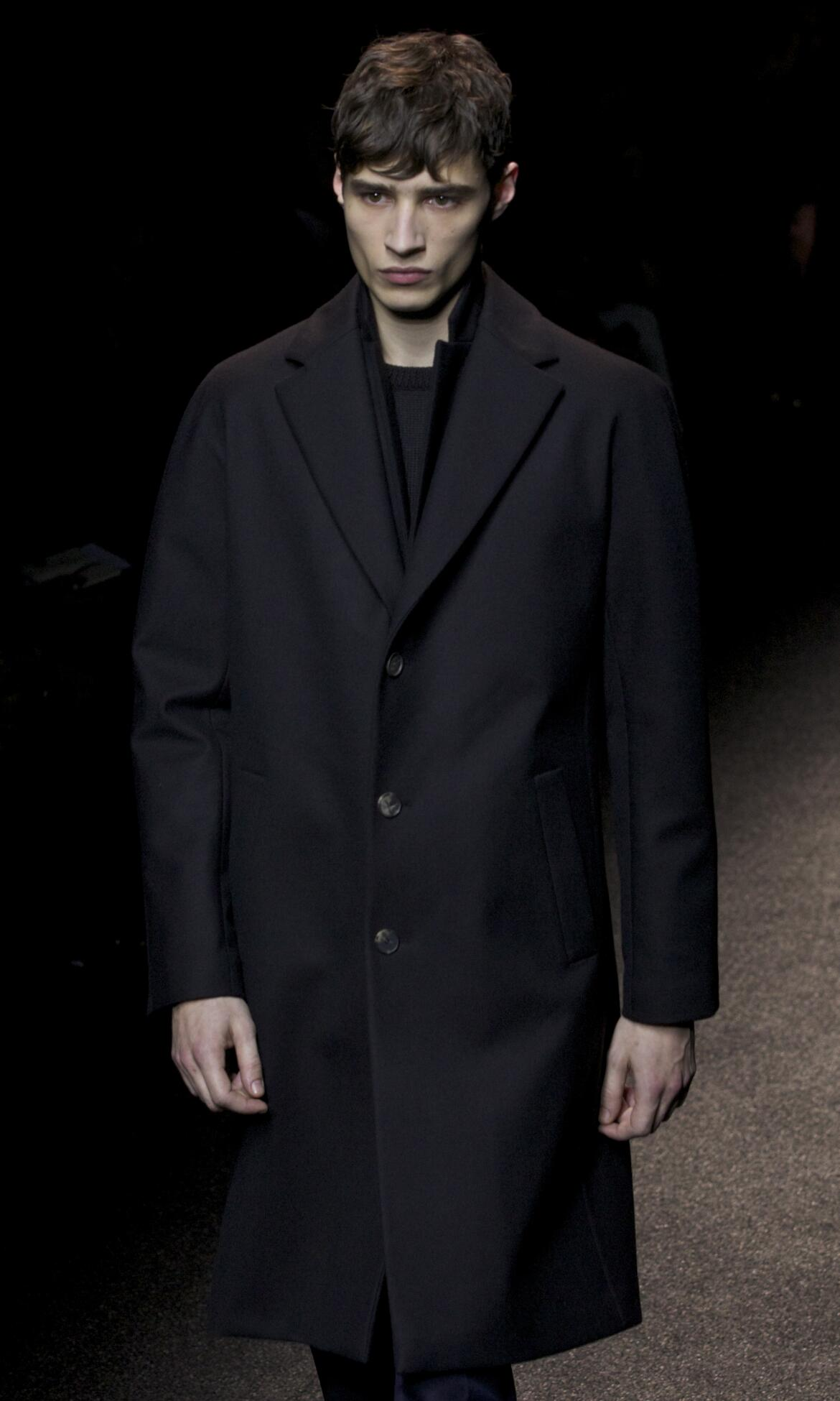 Salvatore Ferragamo Winter 2013 Catwalk Fashion
