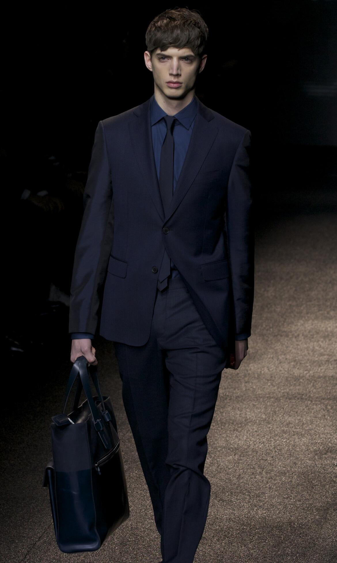 Salvatore Ferragamo Winter 2013 Catwalk