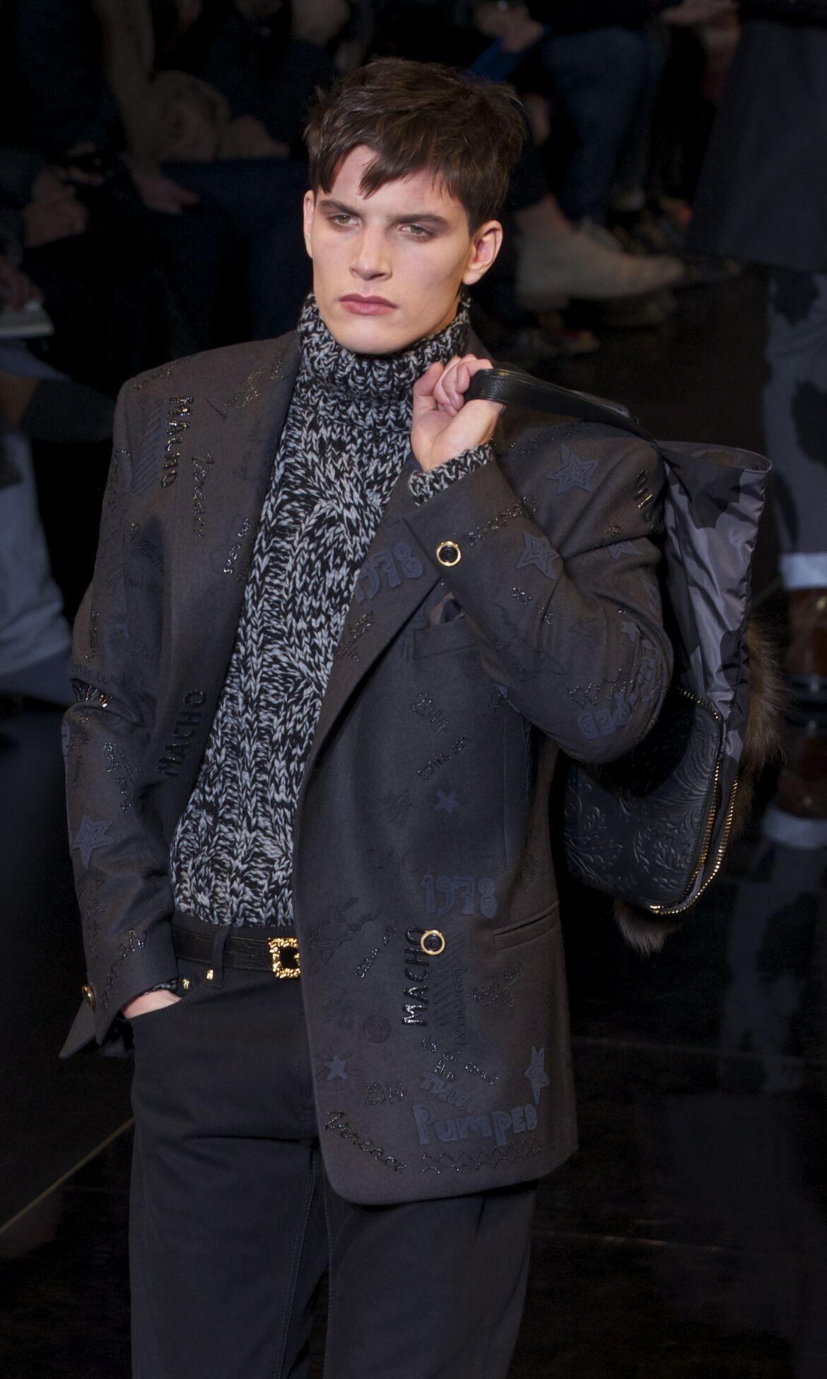 Versace Fall Winter 2014