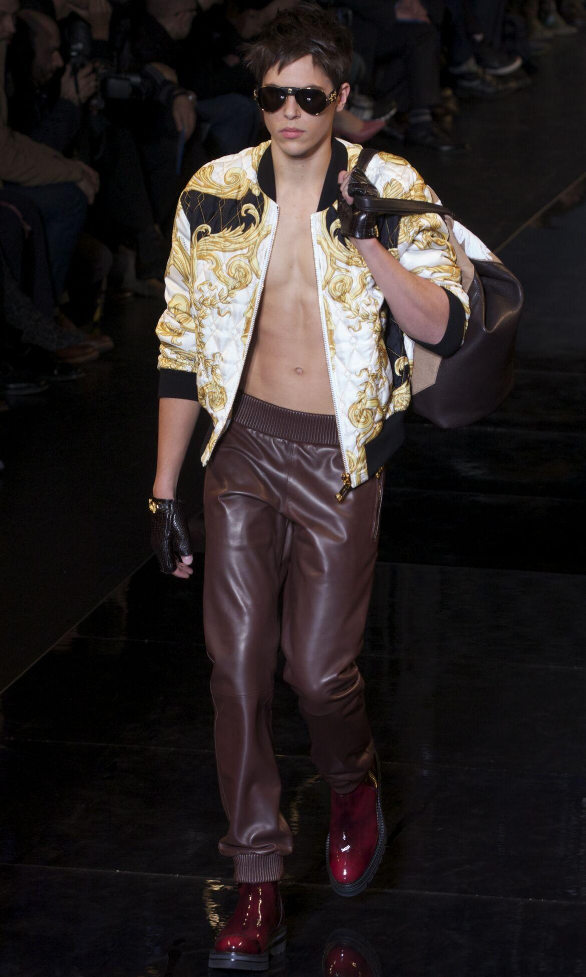 Versace Man 2013