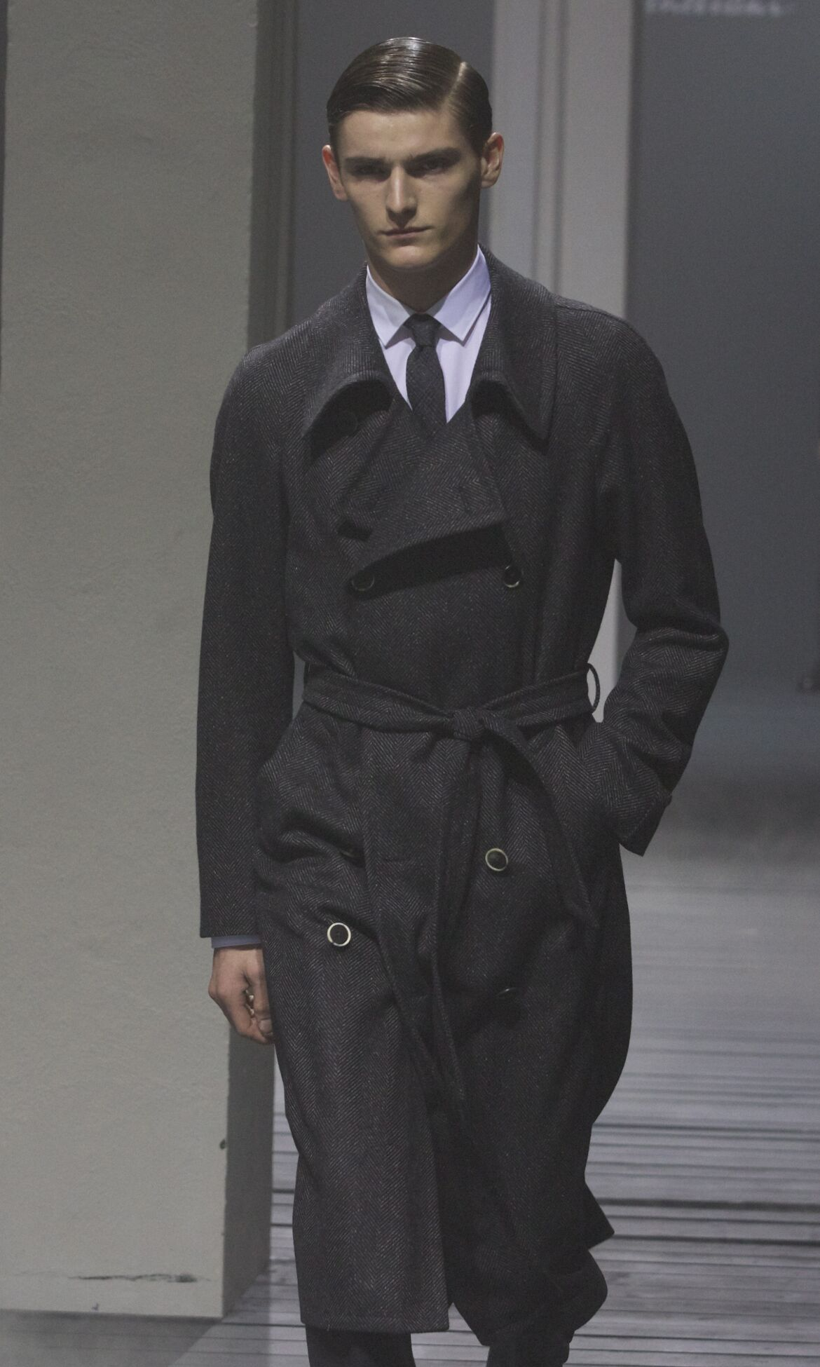 Winter 2013 Fashion Show Corneliani