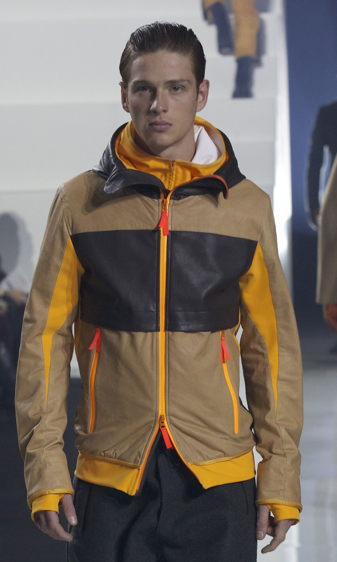 Winter 2013 Fashion Show Dirk Bikkembergs