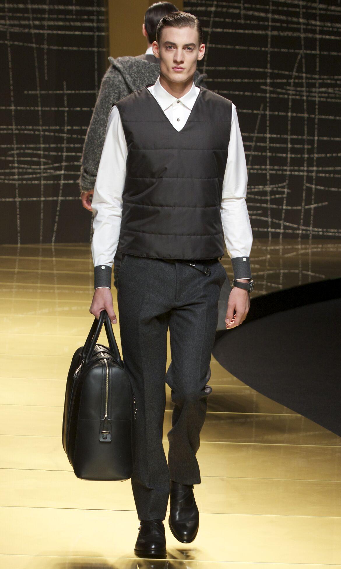 Winter 2013 Fashion Show Ermenegildo Zegna