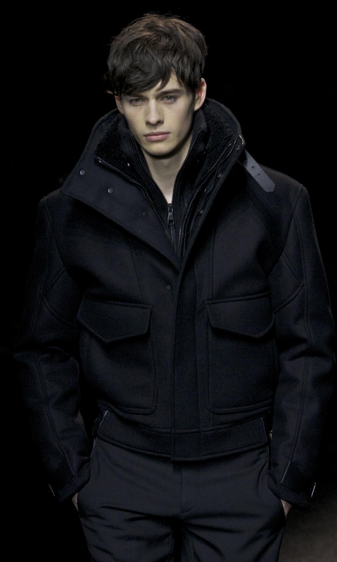 Winter 2013 Fashion Show Salvatore Ferragamo