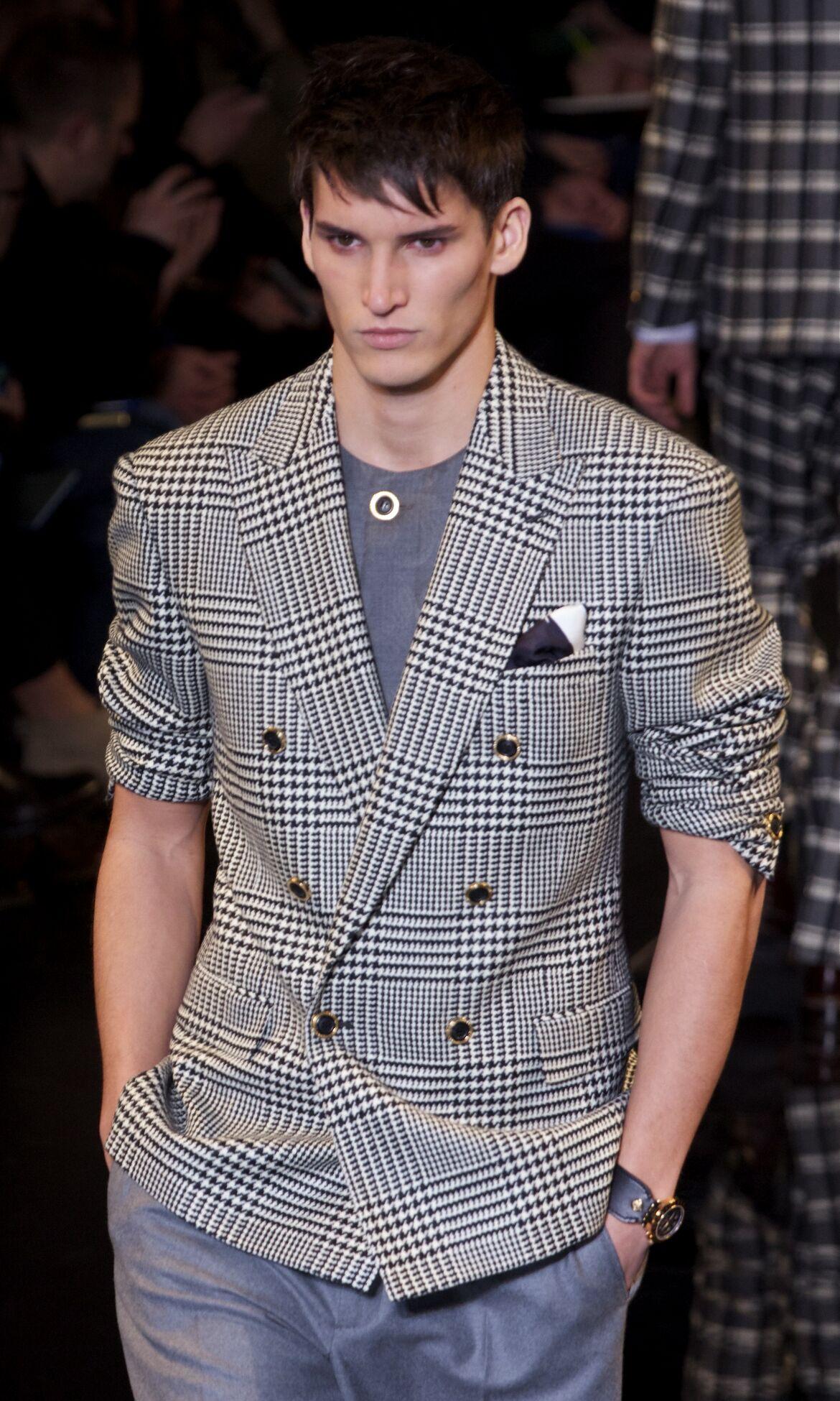 Winter 2013 Fashion Show Versace